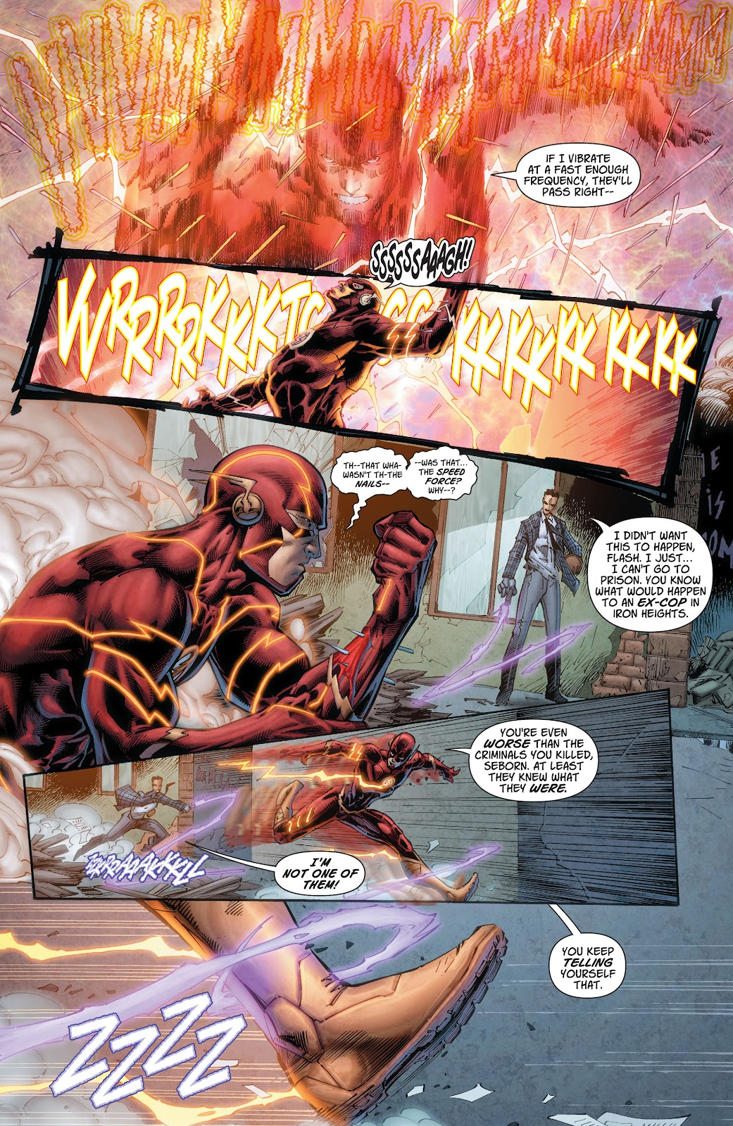 Read online The Flash (2011) comic -  Issue # _TPB 6 (Part 2) - 27