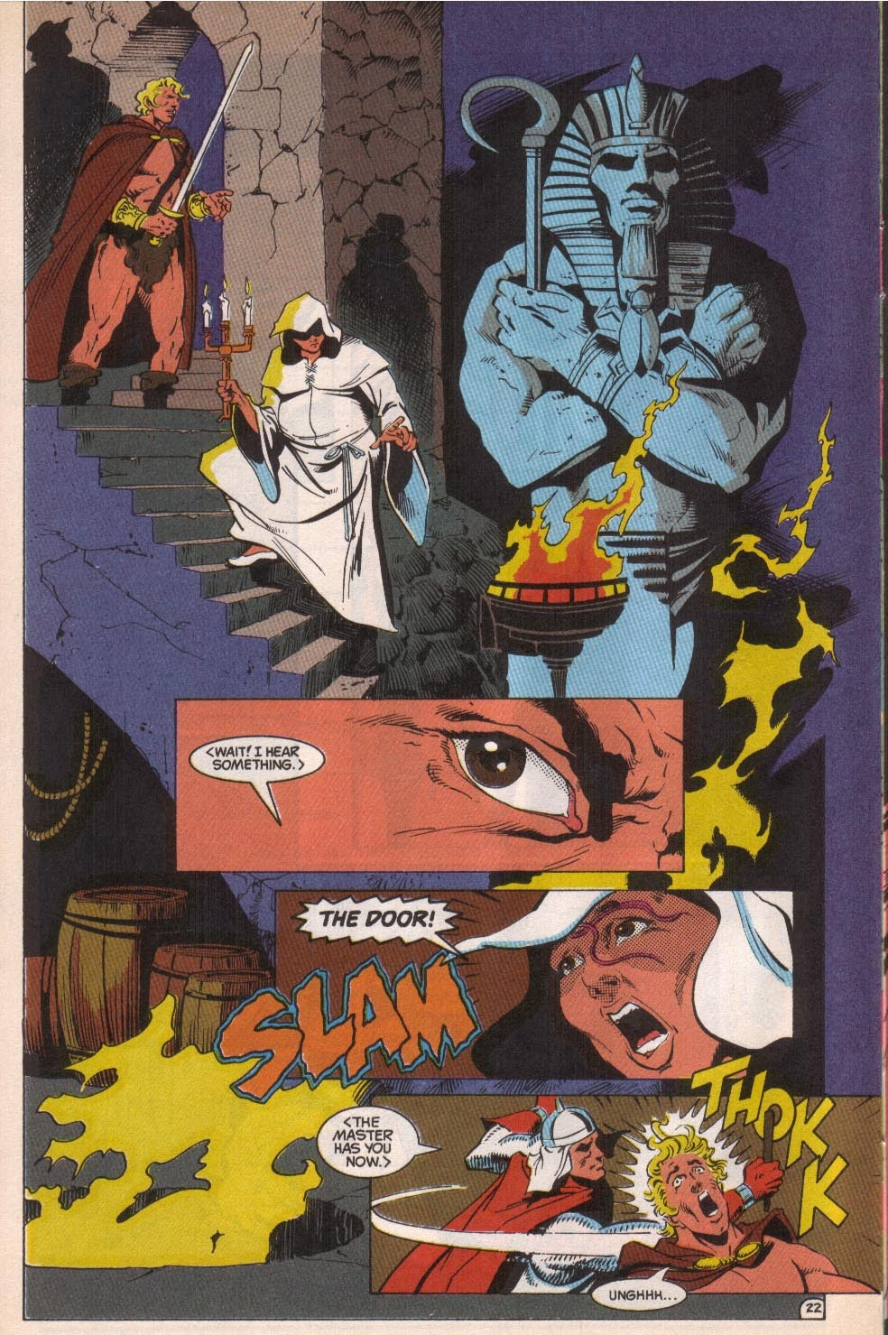 Time Masters issue 5 - Page 28