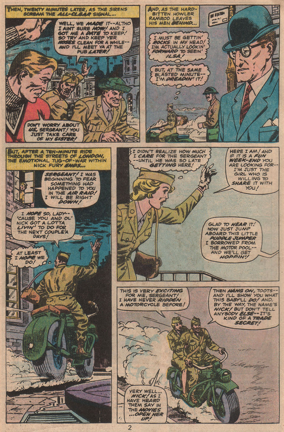 Read online Sgt. Fury comic -  Issue #142 - 4