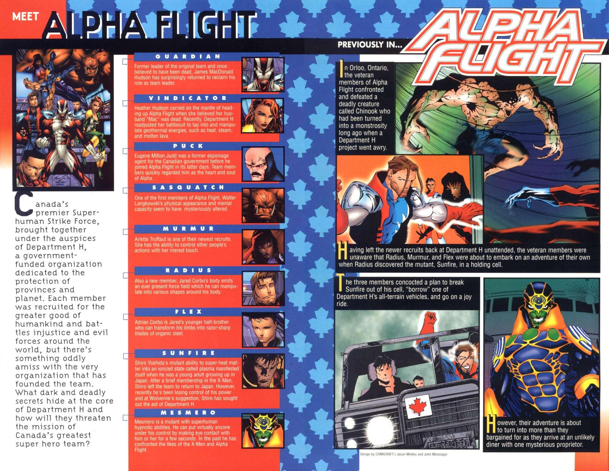 Read online Alpha Flight (1997) comic -  Issue #4 - 2