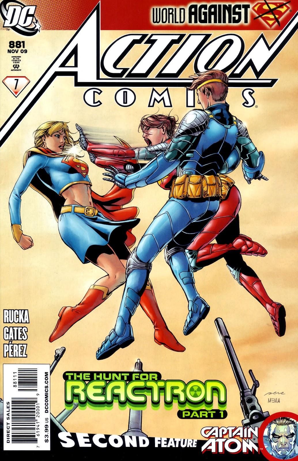 Action Comics (1938) 881 Page 1