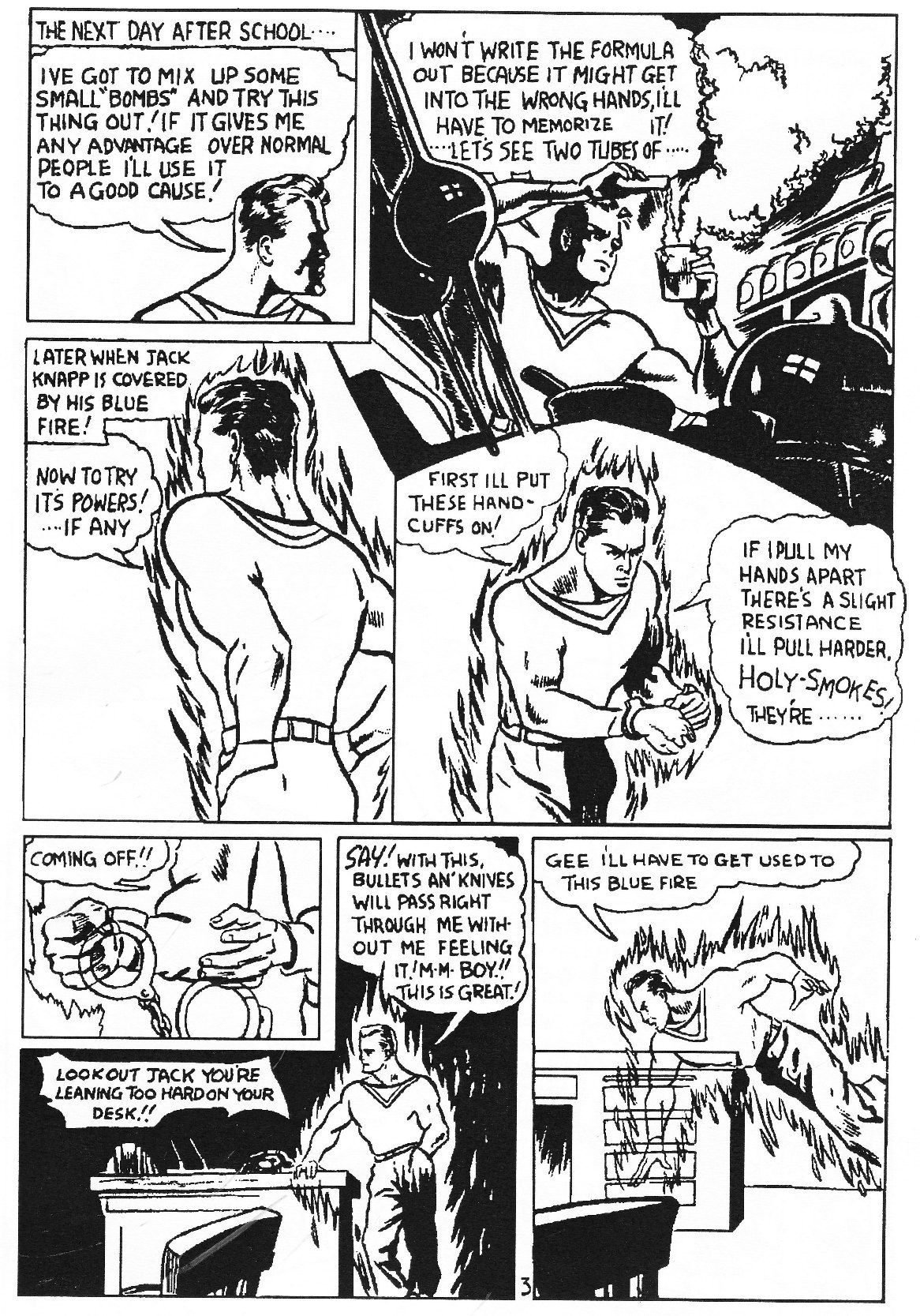 Read online Men of Mystery Comics comic -  Issue #83 - 85