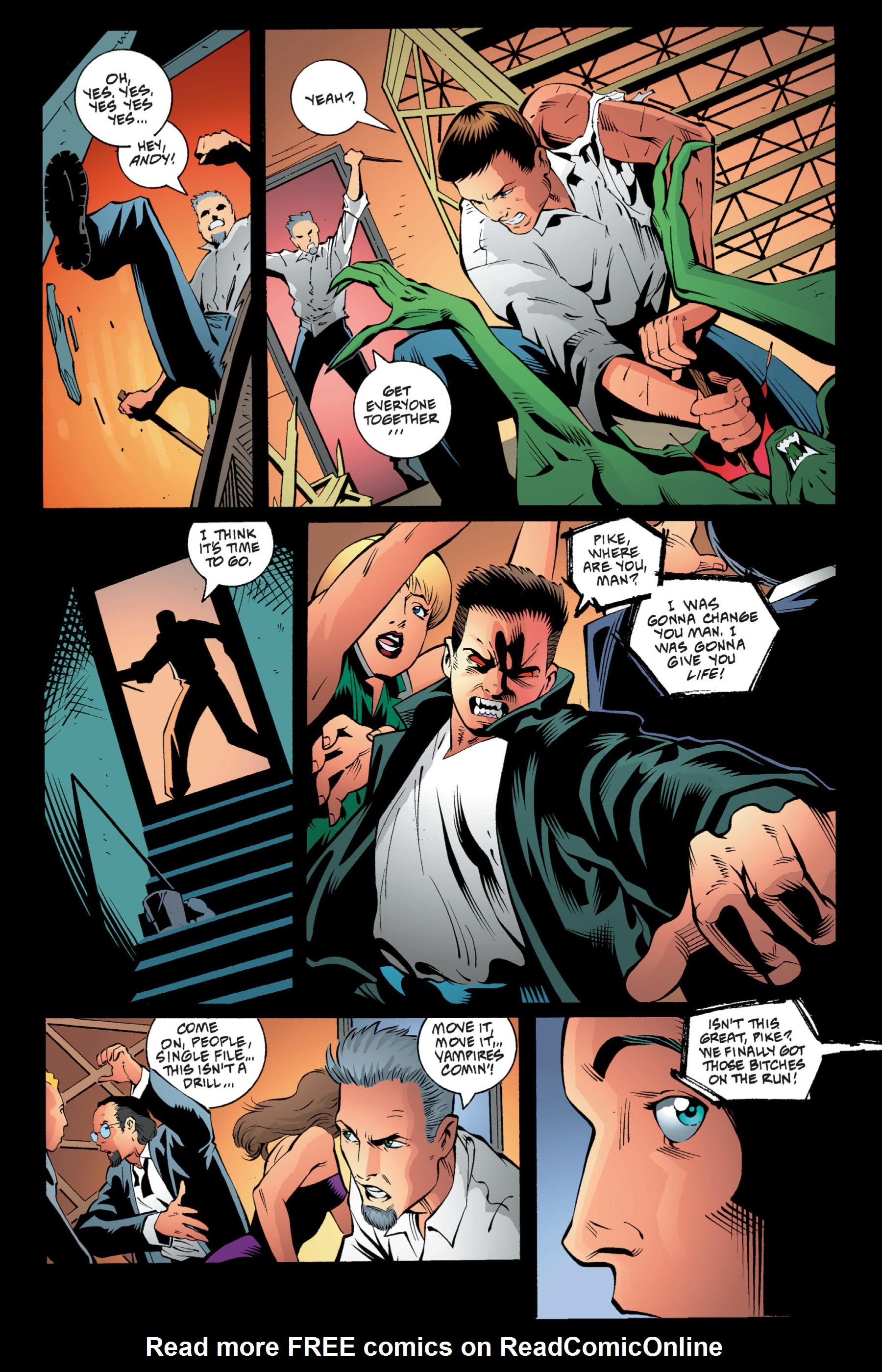 Read online Buffy the Vampire Slayer: Omnibus comic -  Issue # TPB 1 - 92