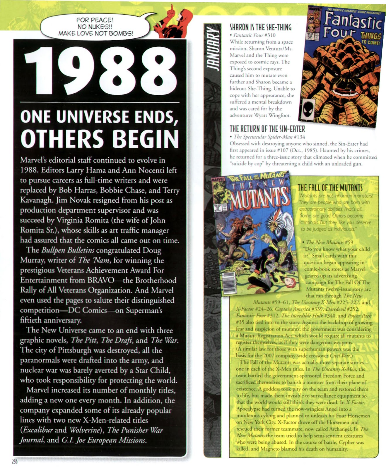 Read online Marvel Chronicle comic -  Issue # TPB (Part 3) - 29