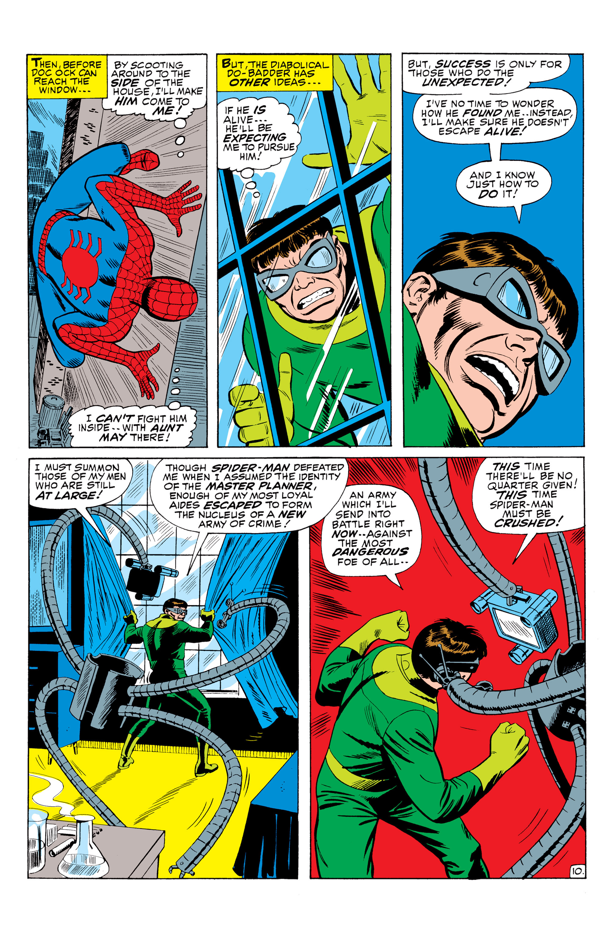 The Amazing Spider-Man (1963) 54 Page 10