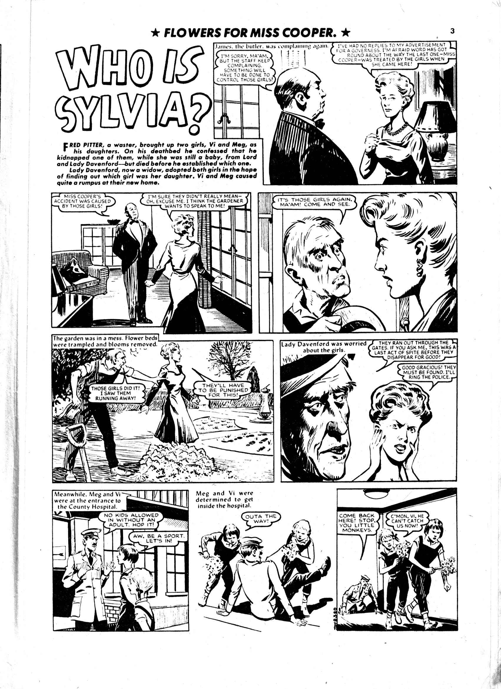 Read online Judy comic -  Issue #1052 - 3
