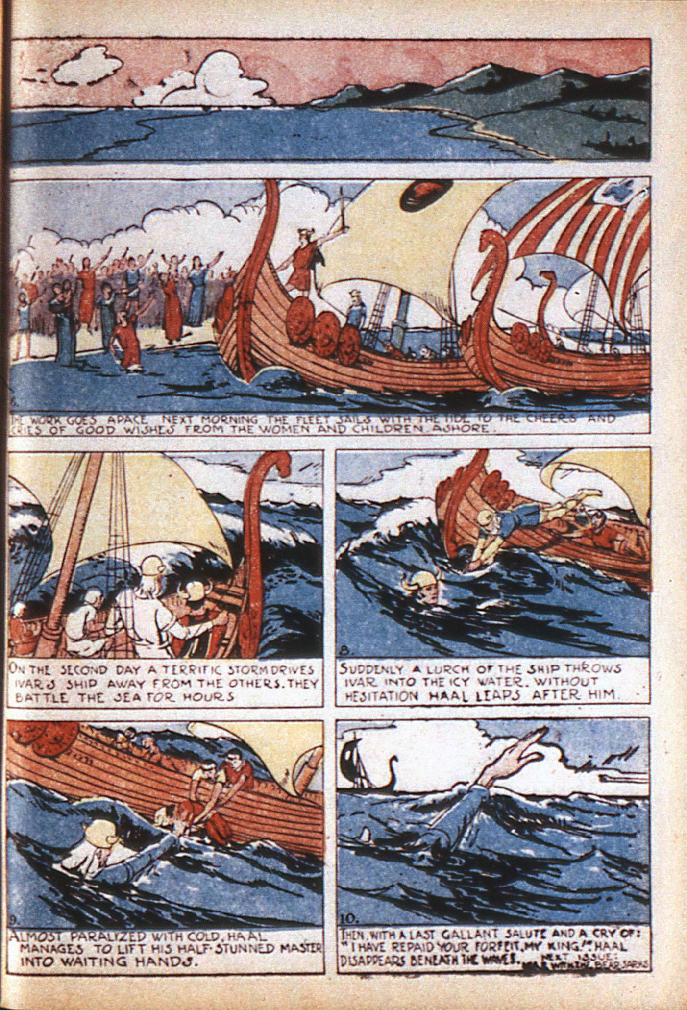 Read online Adventure Comics (1938) comic -  Issue #6 - 53