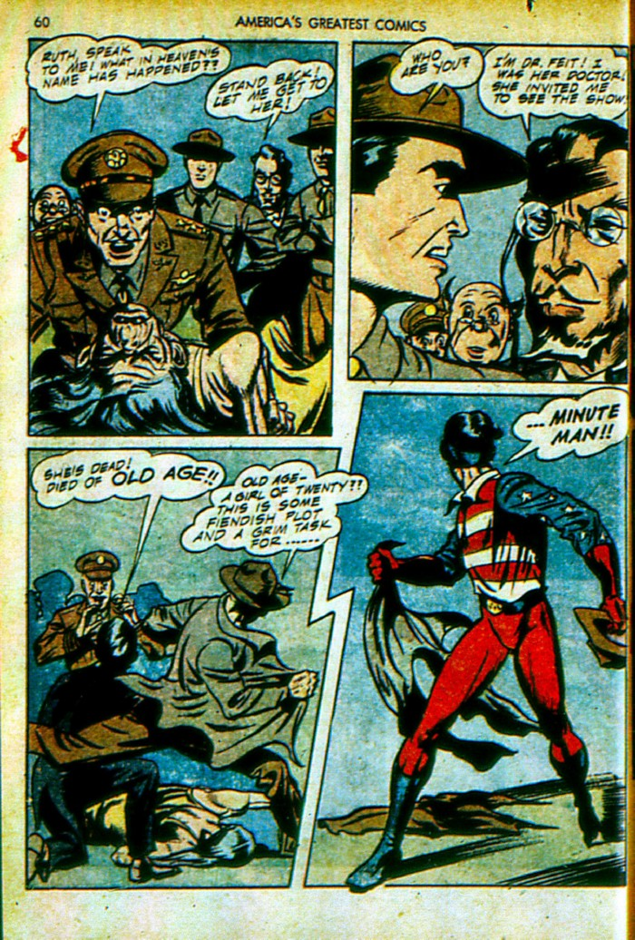 Read online America's Greatest Comics comic -  Issue #4 - 61