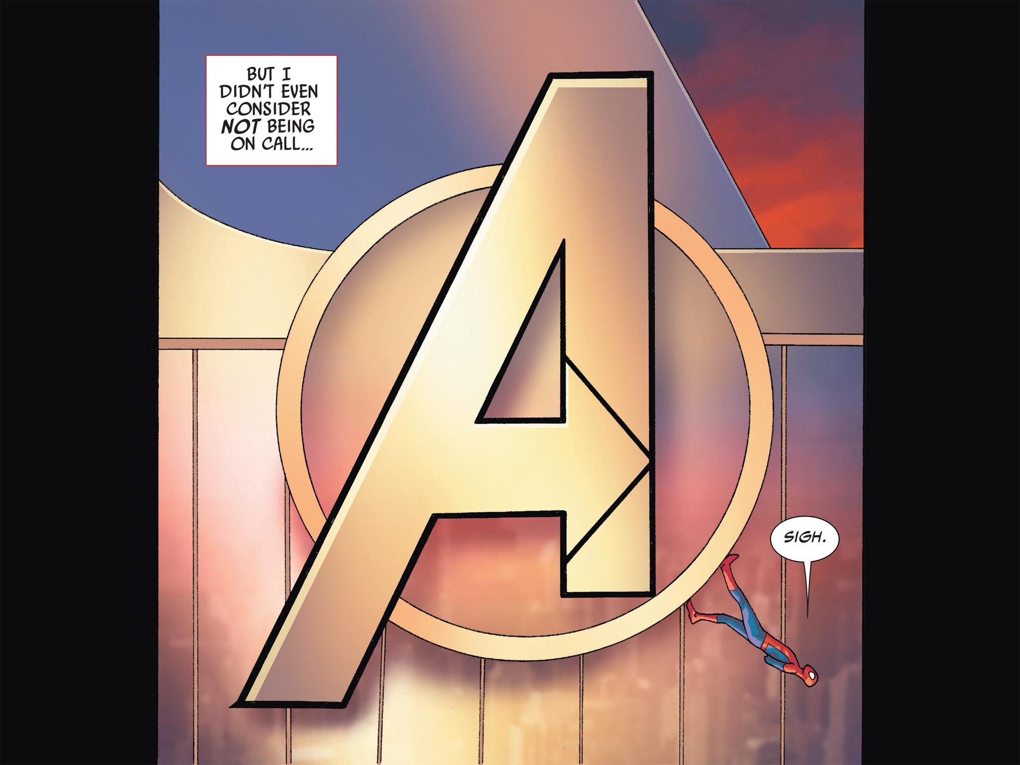 Read online Ultimate Spider-Man (Infinite Comics) (2016) comic -  Issue #4 - 25