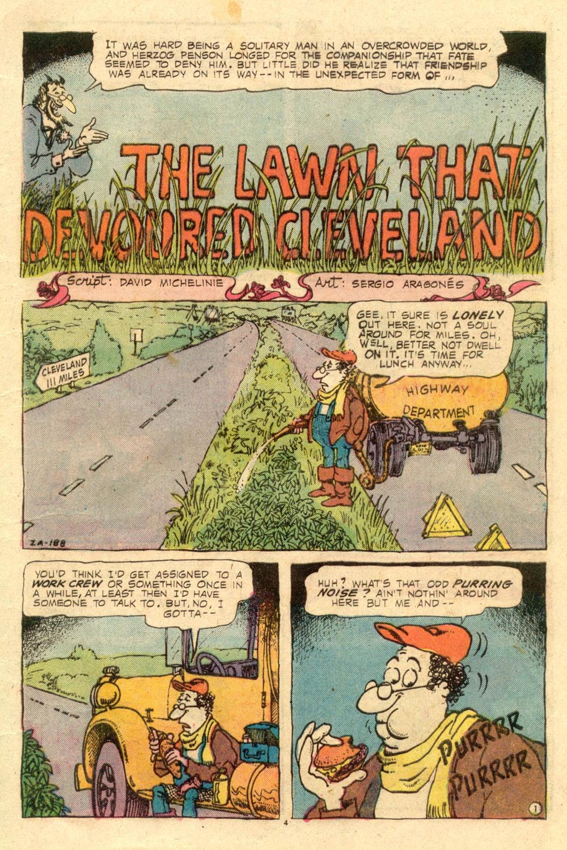 Read online Plop! comic -  Issue #7 - 5