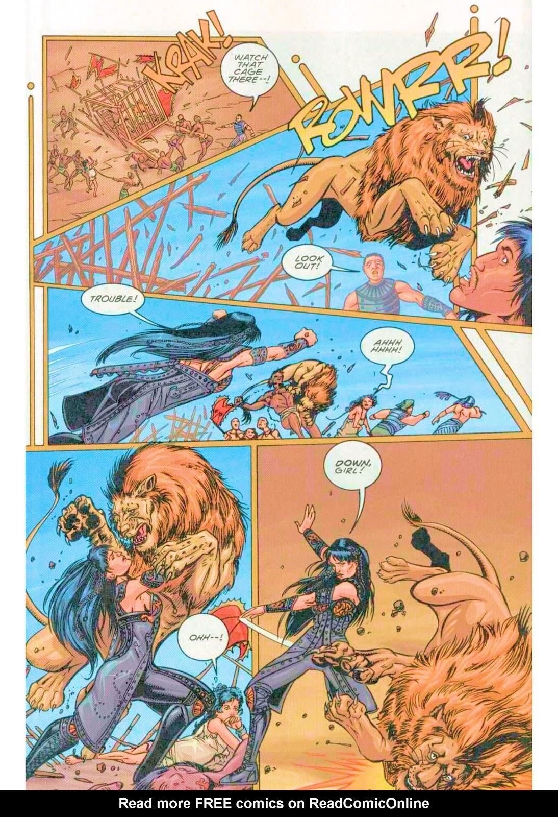 Xena: Warrior Princess (1999) Issue #4 #4 - English 8