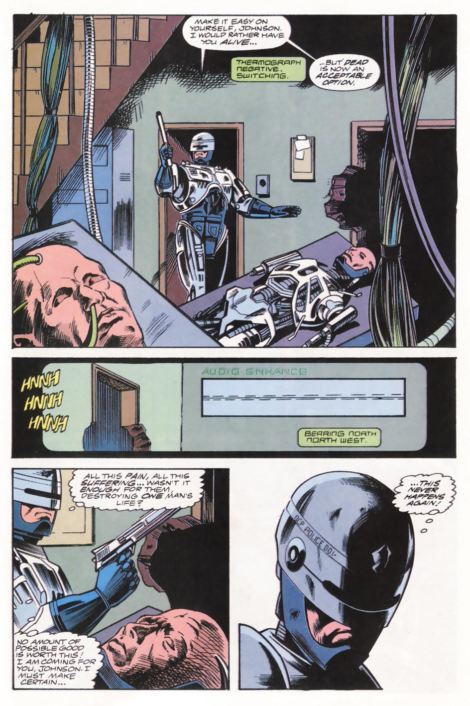 Read online Robocop (1990) comic -  Issue #15 - 13