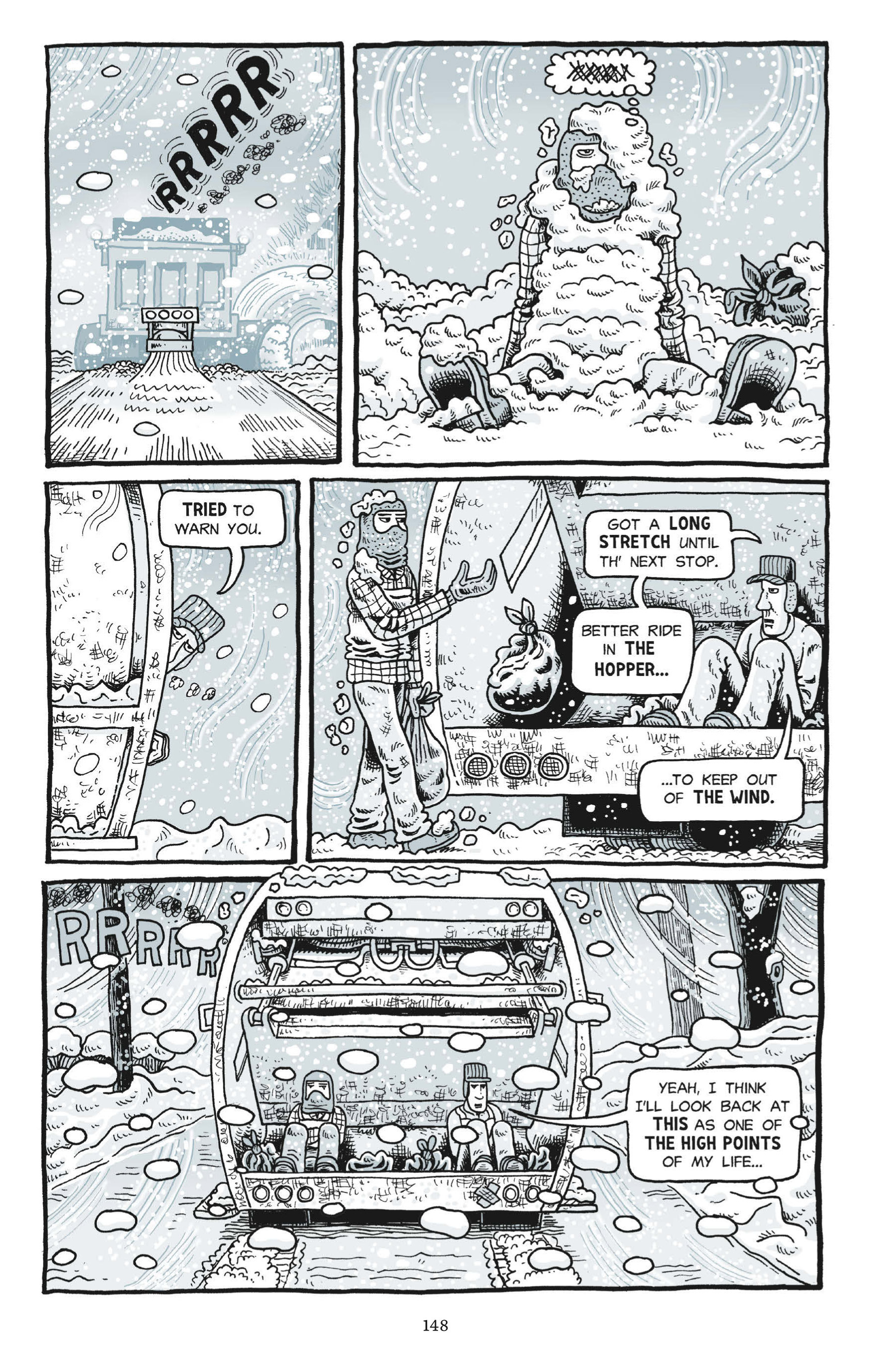 Read online Trashed comic -  Issue # Full - 142