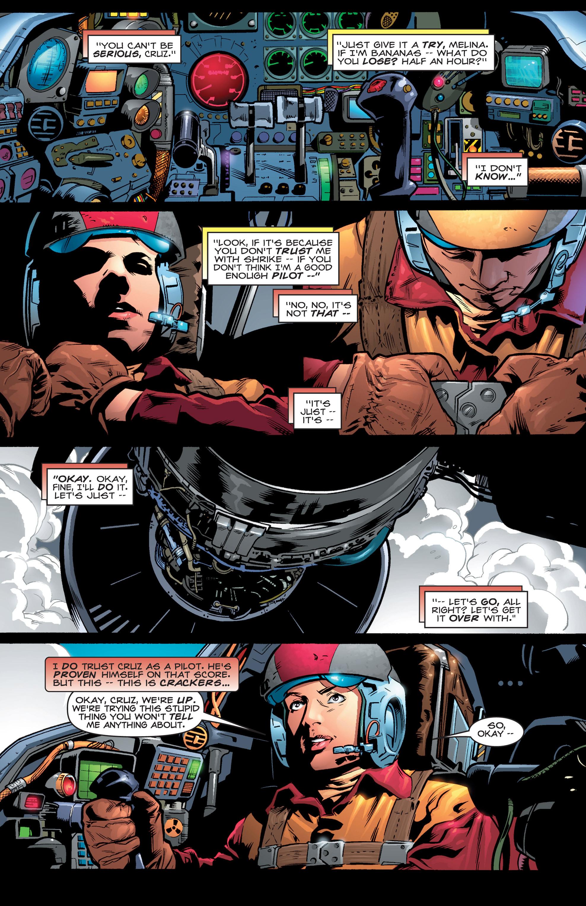 Read online Shockrockets comic -  Issue # TPB - 103