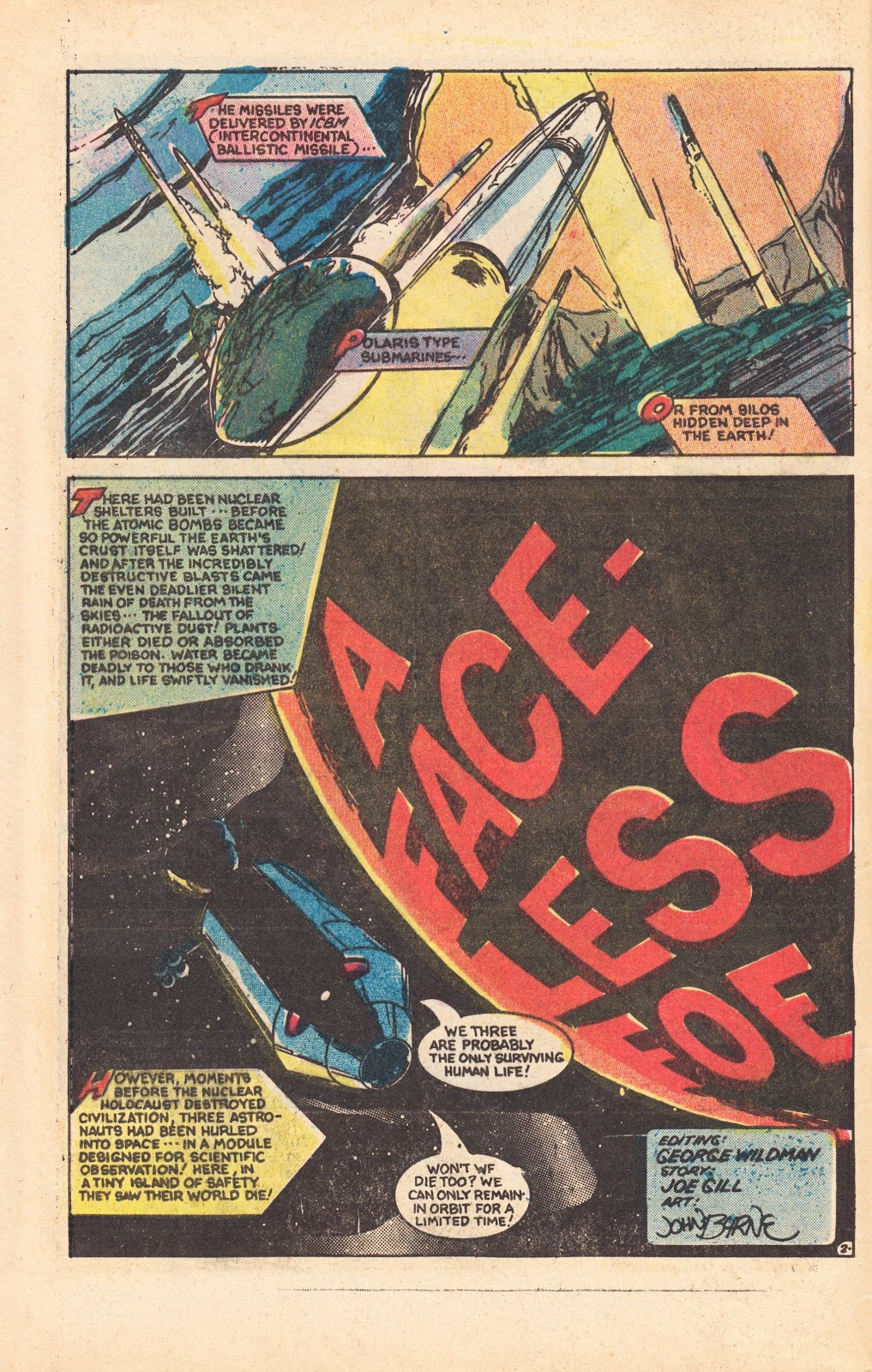 Read online Doomsday   1 (1975) comic -  Issue #8 - 4