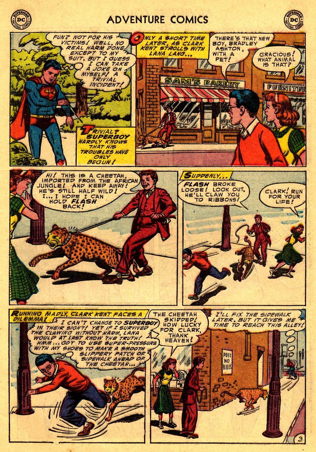 Read online Adventure Comics (1938) comic -  Issue #204 - 5