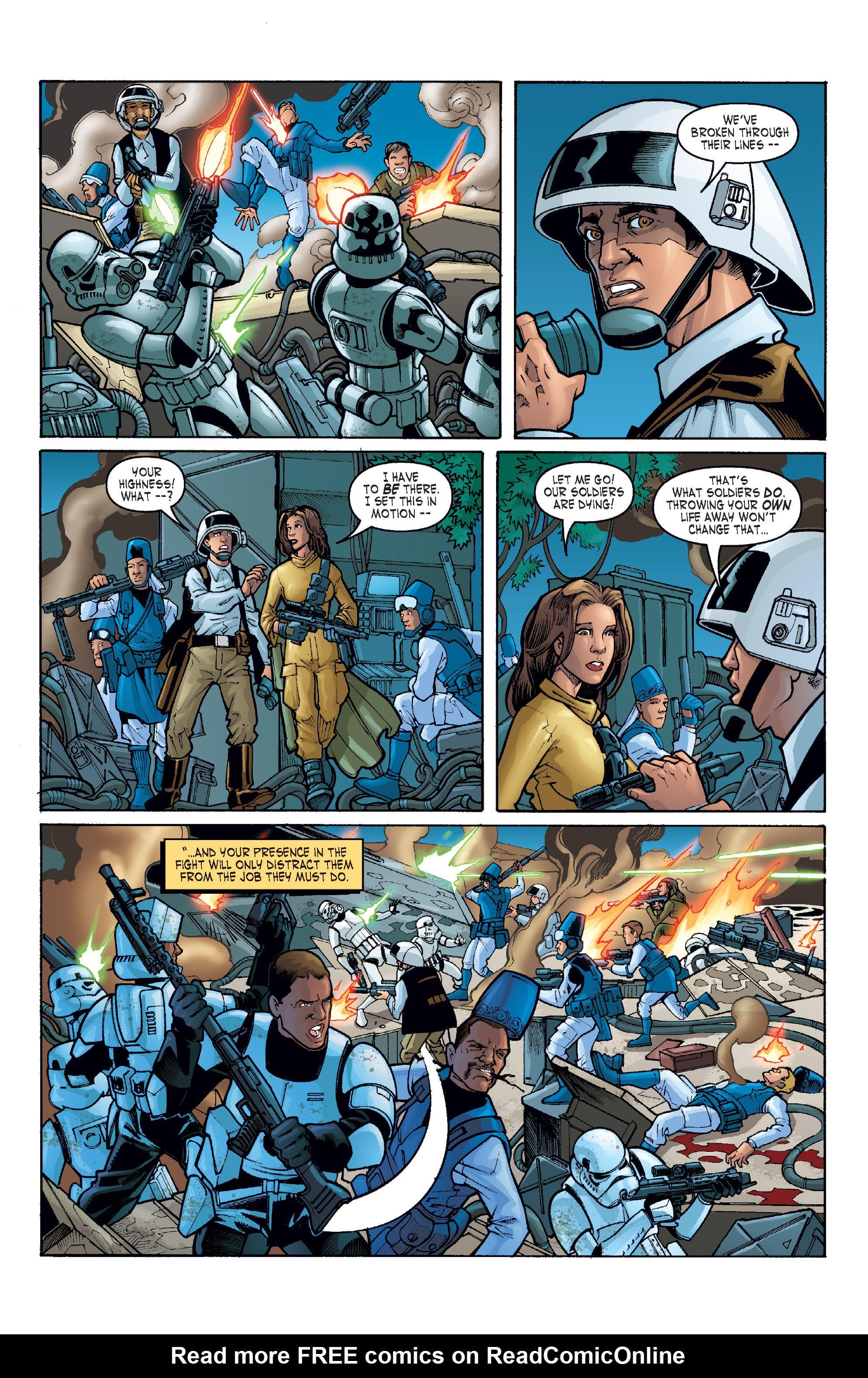 Read online Star Wars Omnibus comic -  Issue # Vol. 17 - 137