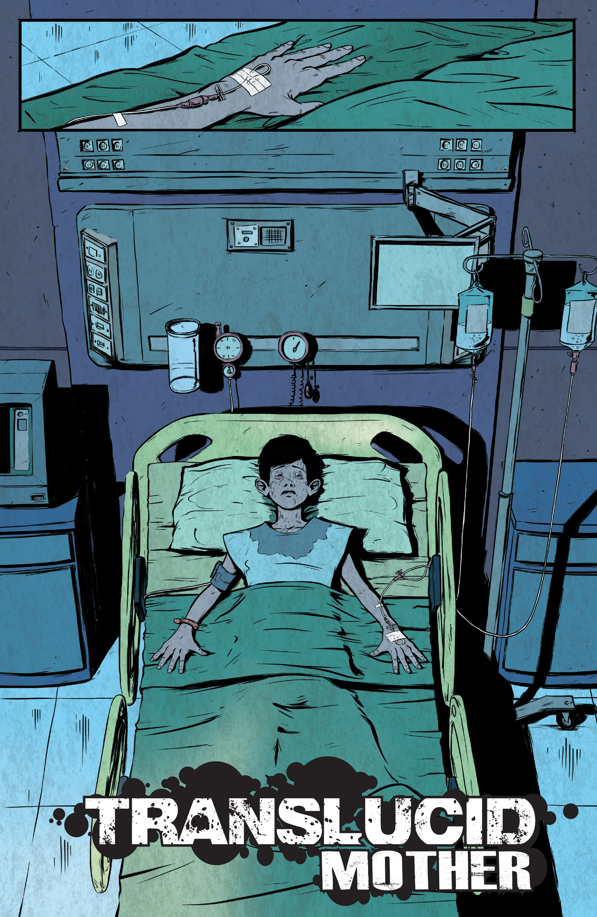 Read online Translucid comic -  Issue #5 - 7