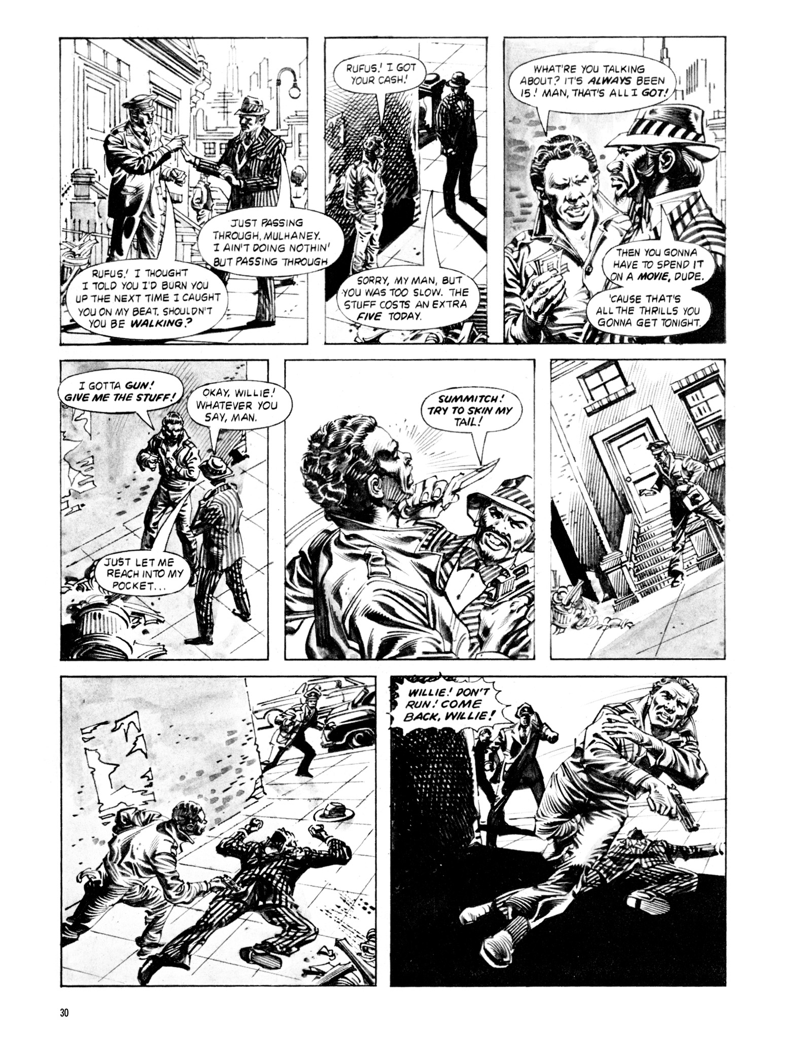Read online Eerie Archives comic -  Issue # TPB 20 - 30