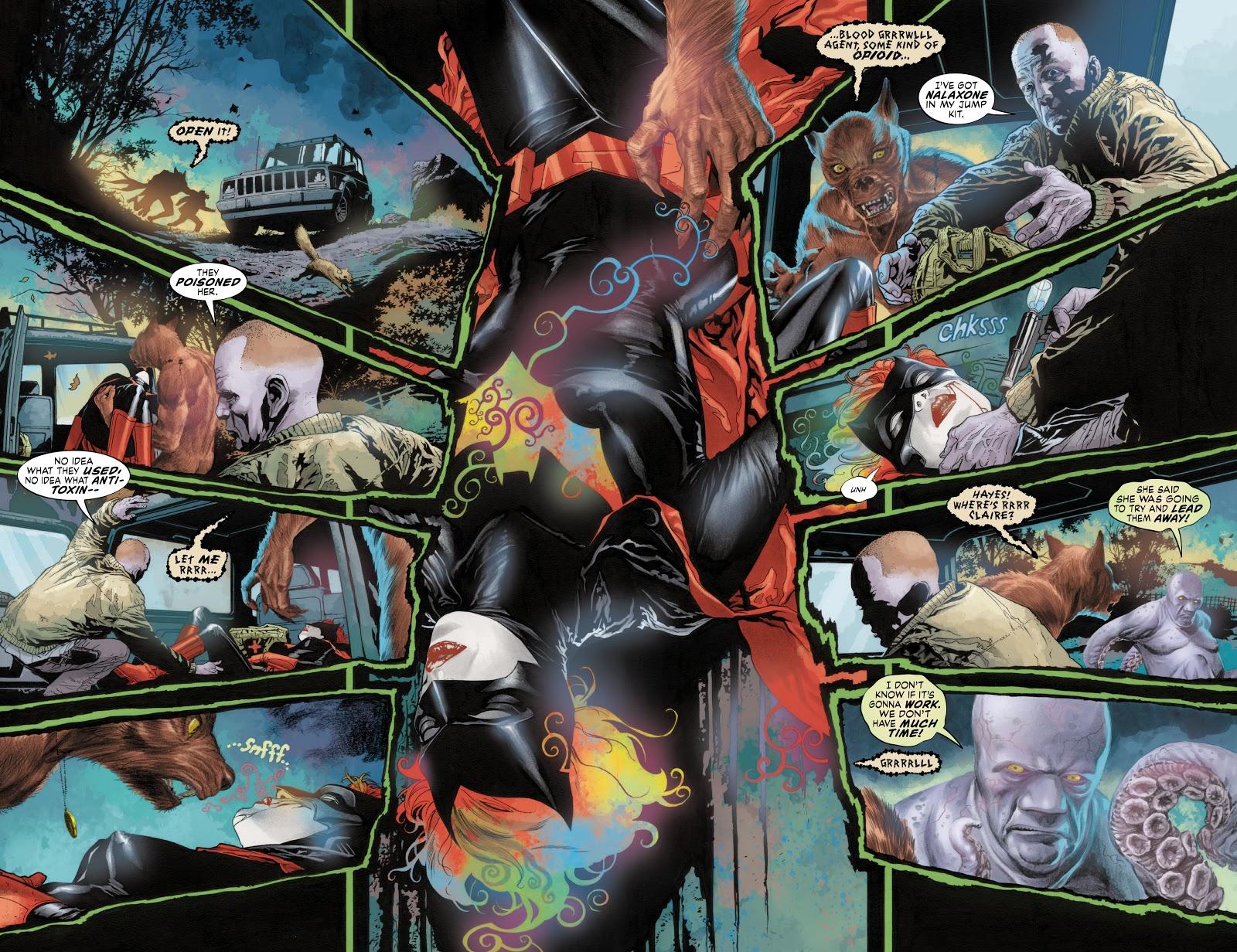 Read online Detective Comics (1937) comic -  Issue # _TPB Batwoman - Elegy (Part 1) - 50