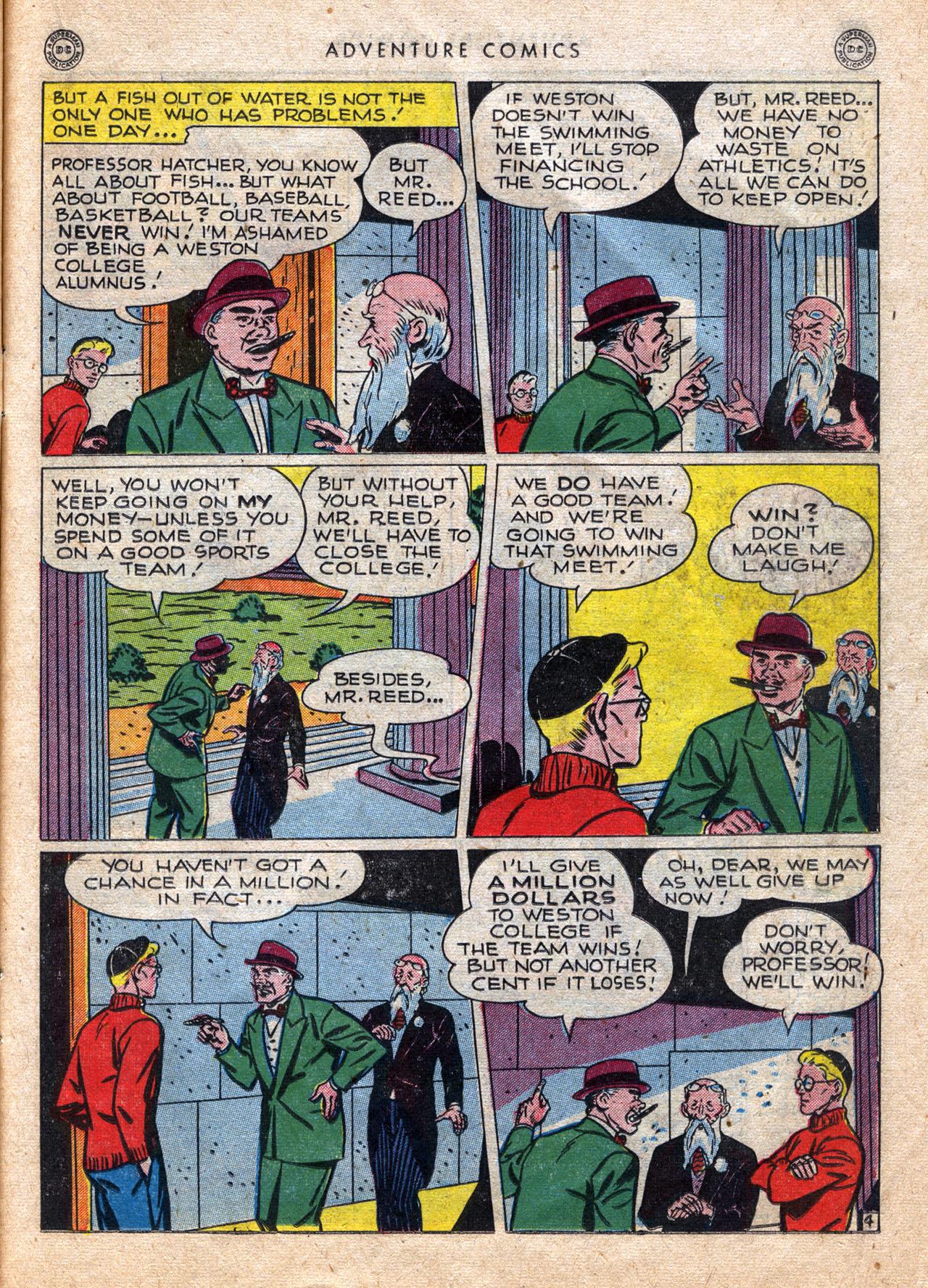 Read online Adventure Comics (1938) comic -  Issue #120 - 17