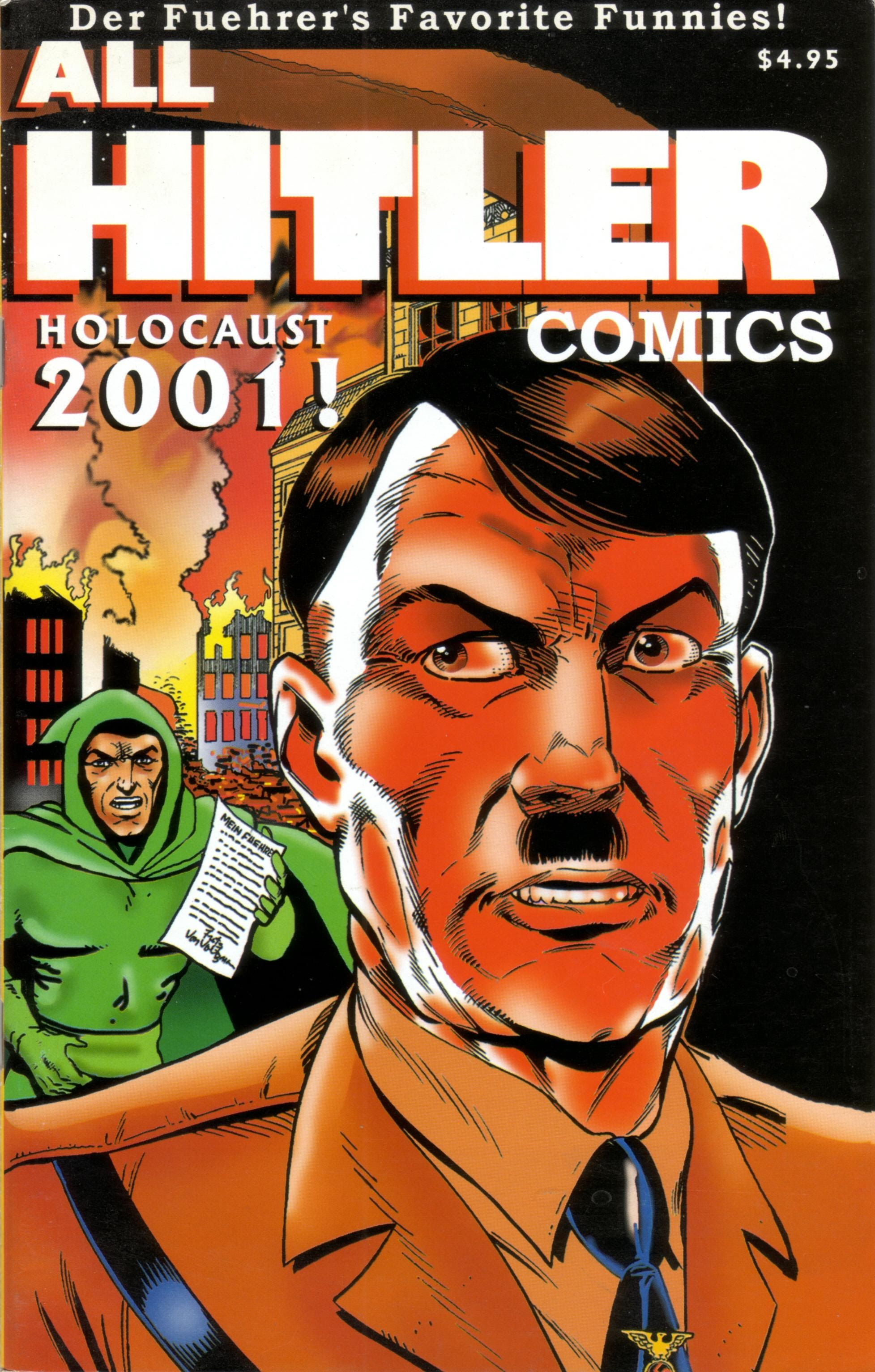 All Hitler Comics issue Full - Page 1