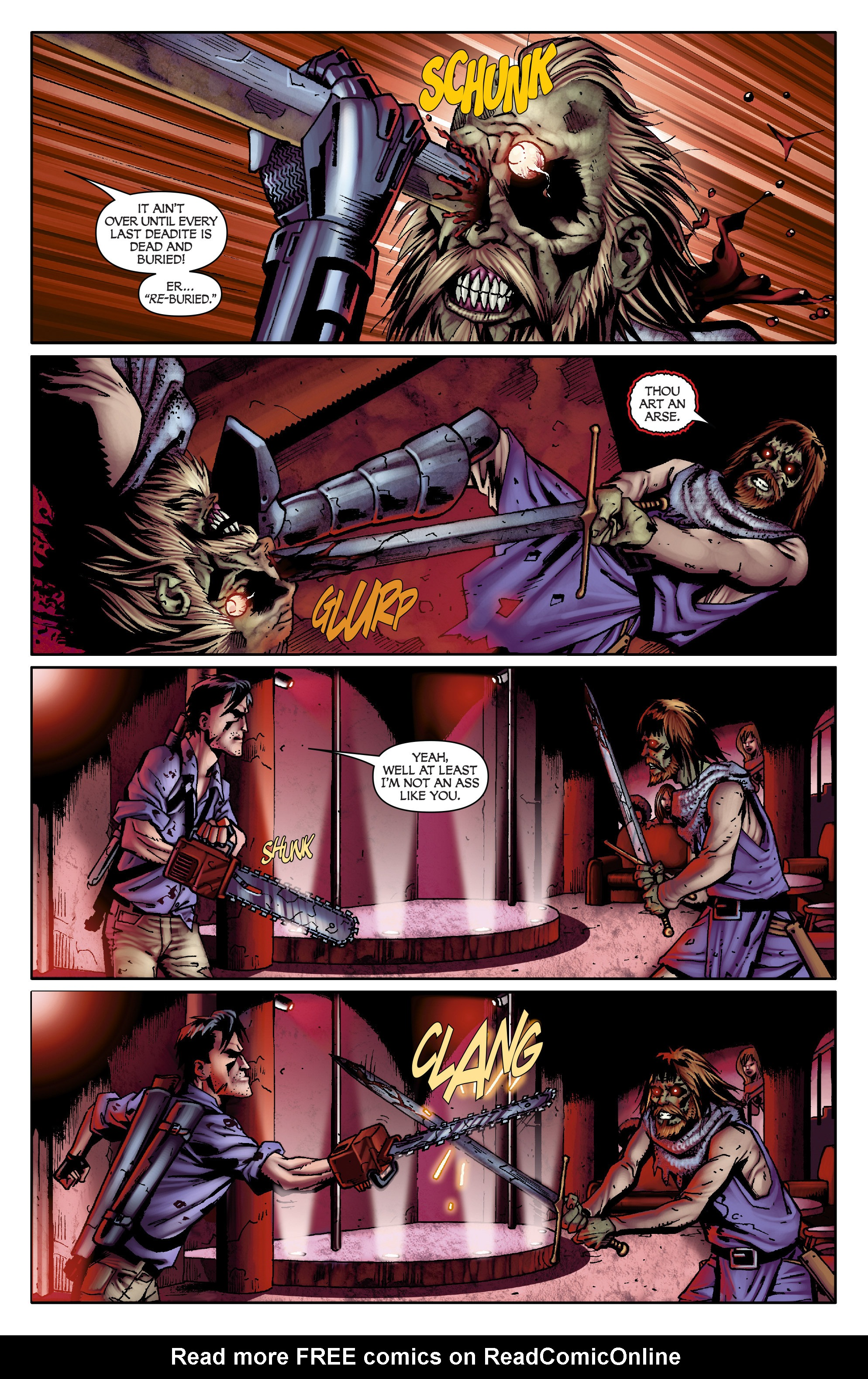 Read online Army of Darkness: From the Ashes comic -  Issue #Army of Darkness: From the Ashes TPB - 70