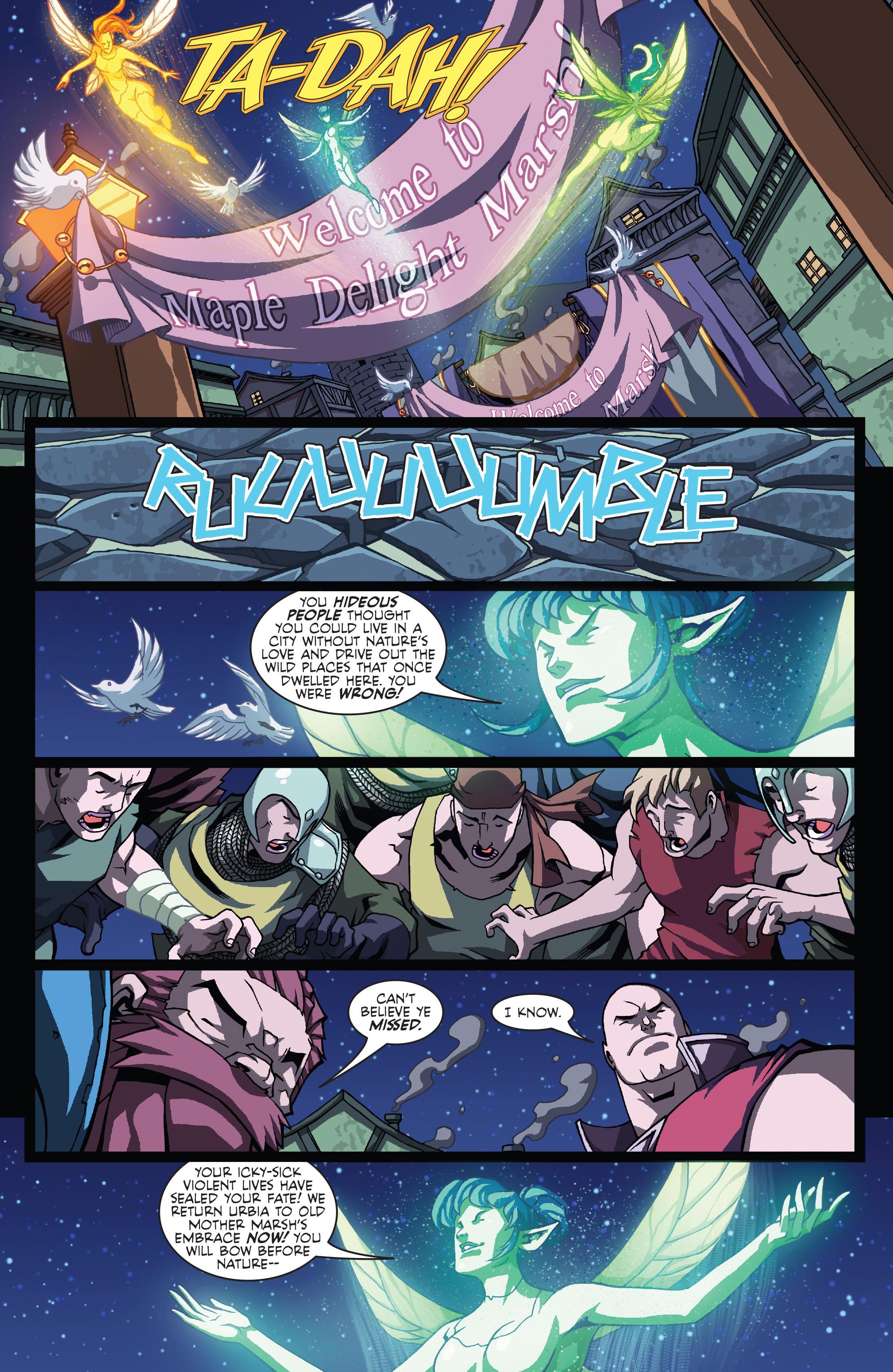 Read online Skullkickers comic -  Issue #10 - 21