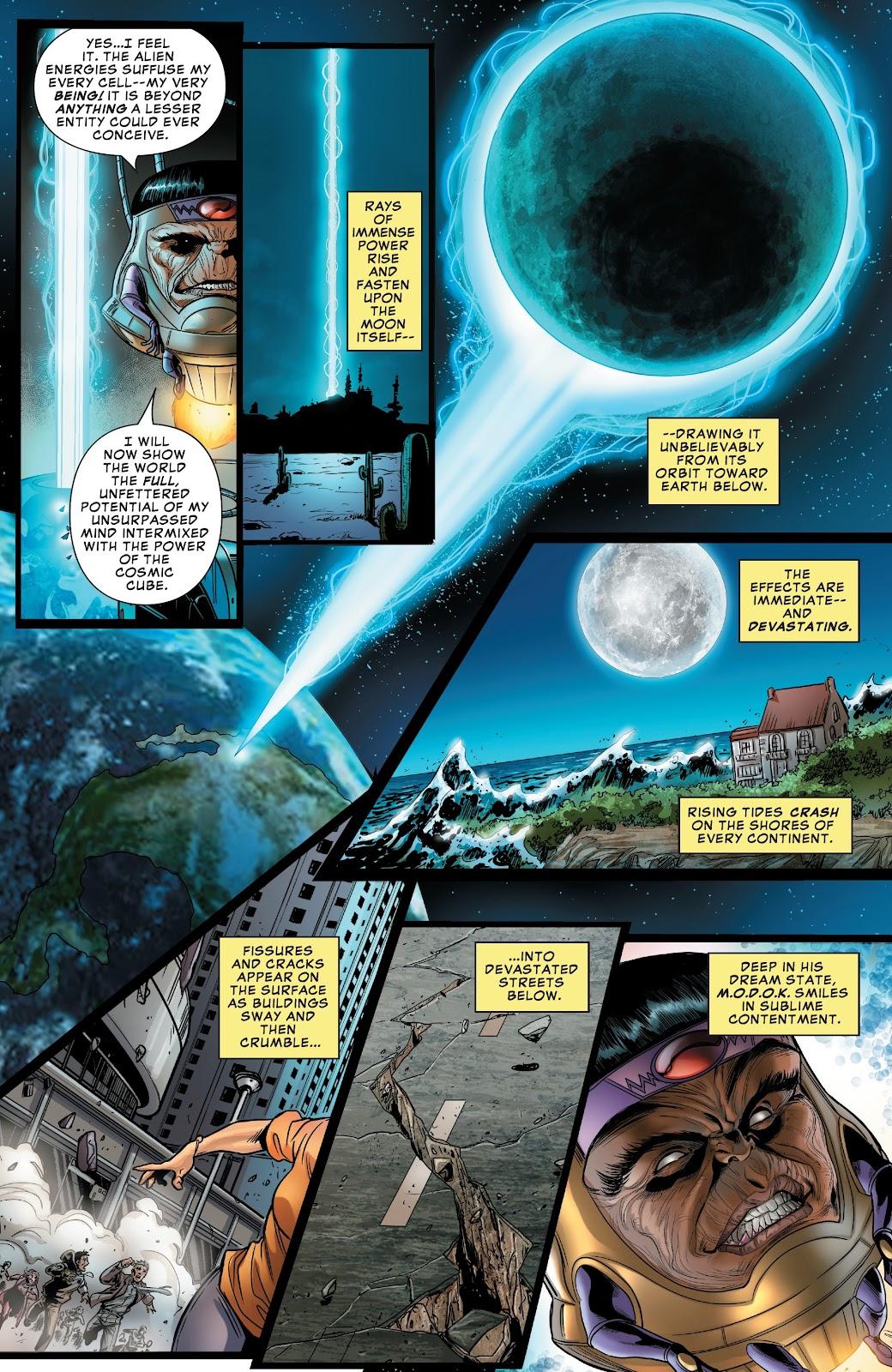 Read online Avengers: Edge of Infinity comic -  Issue # Full - 13