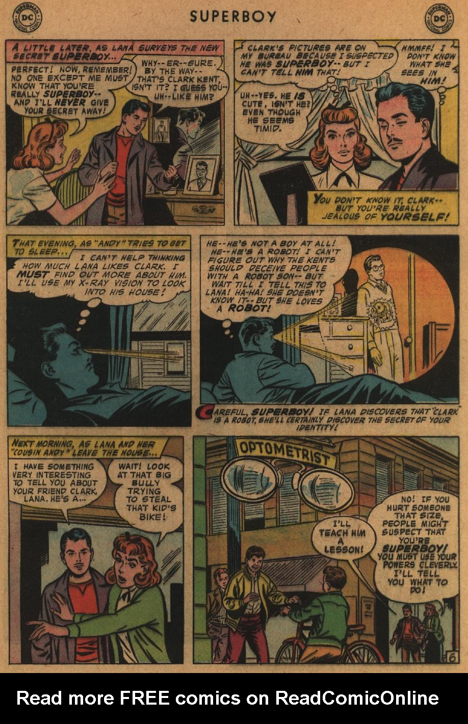 Superboy (1949) issue 63 - Page 27