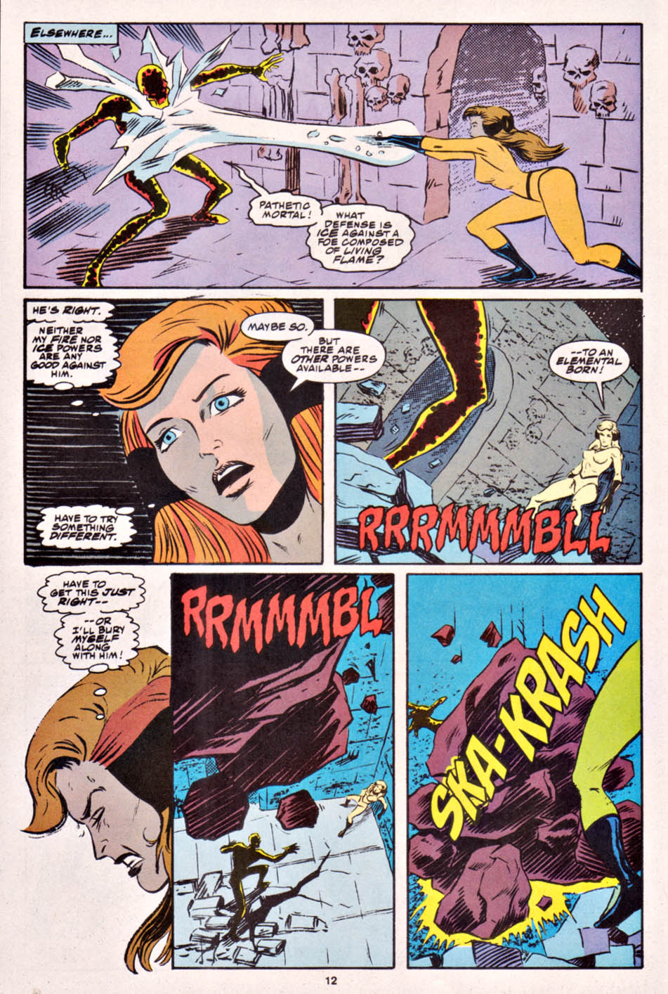 The Avengers (1963) 354 Page 8
