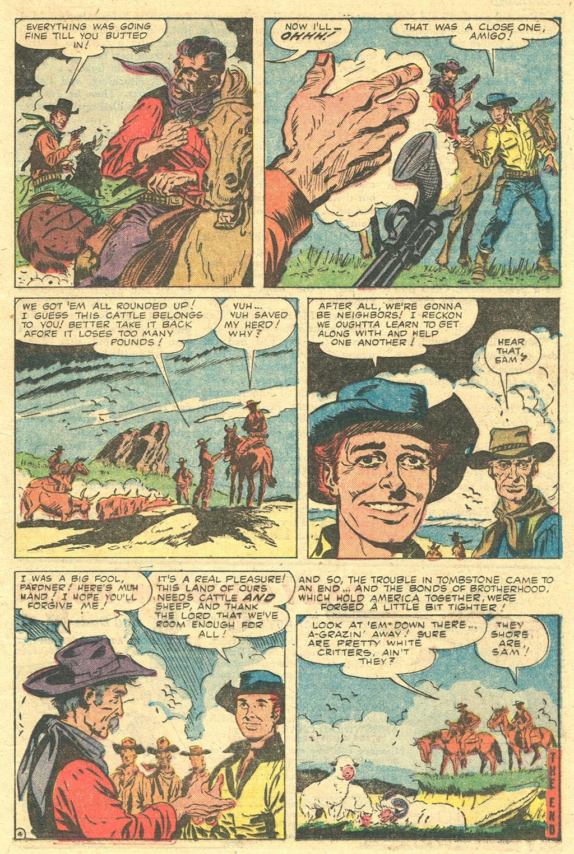Gunsmoke Western issue 33 - Page 26
