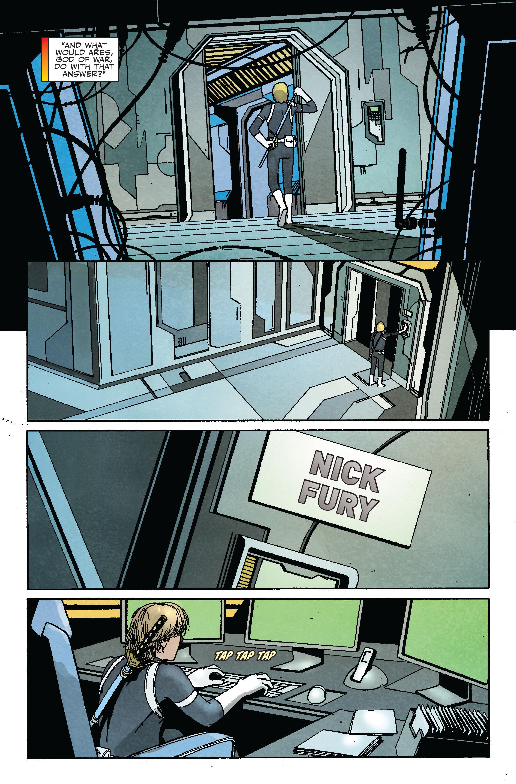 Read online Siege: Secret Warriors comic -  Issue # Full - 5