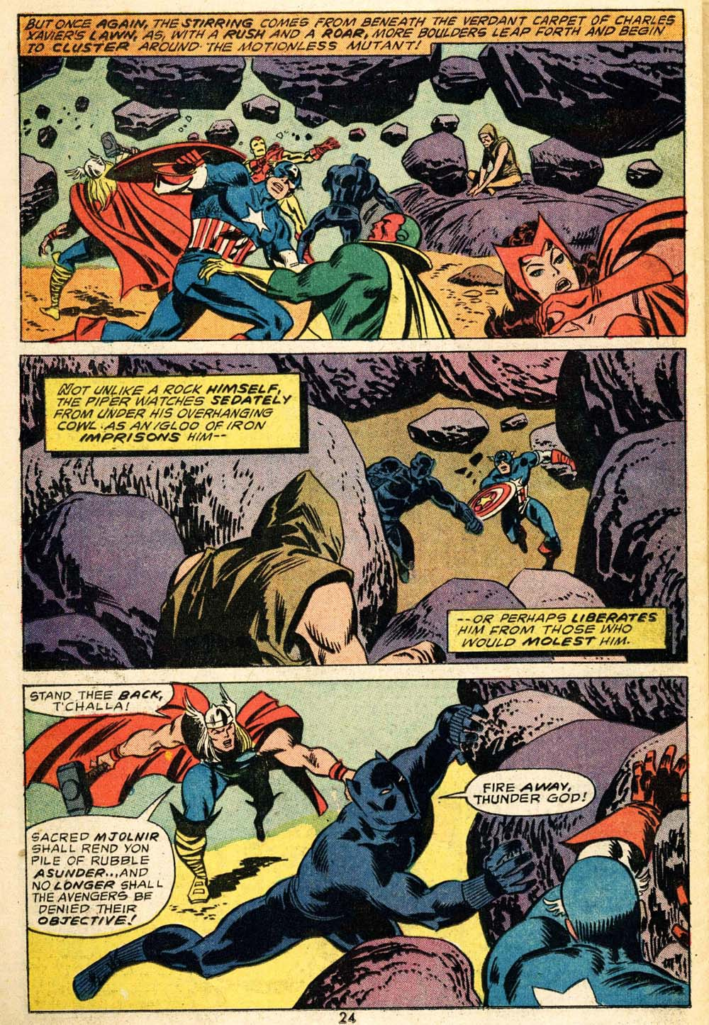 The Avengers (1963) 110 Page 17