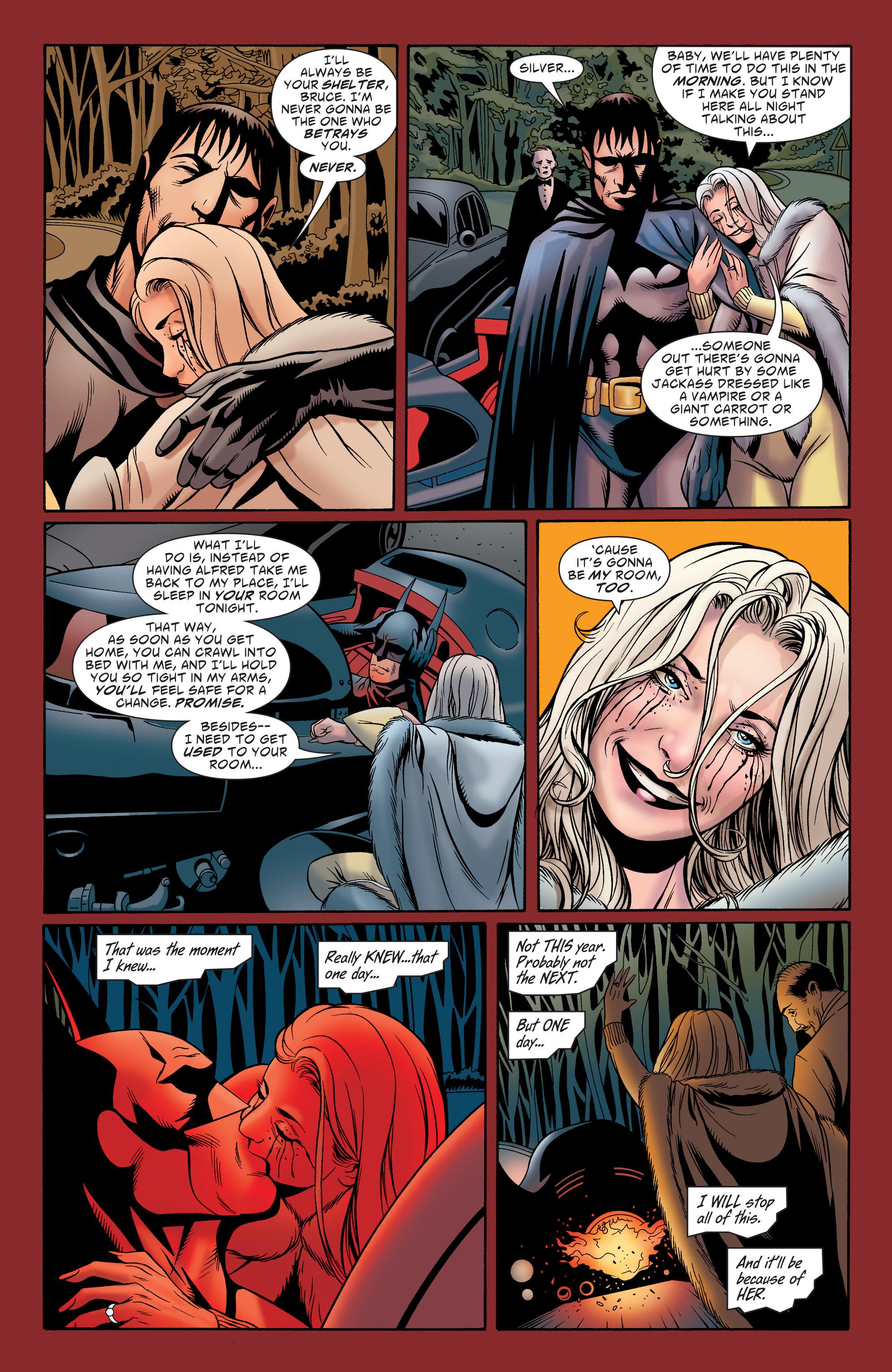 Read online Batman: The Widening Gyre comic -  Issue #6 - 21
