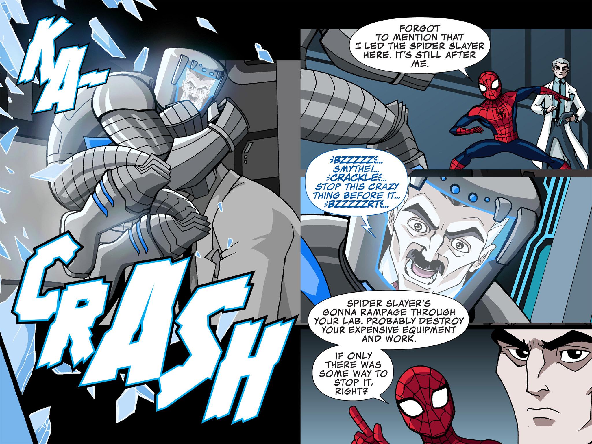 Read online Ultimate Spider-Man (Infinite Comics) (2015) comic -  Issue #4 - 33