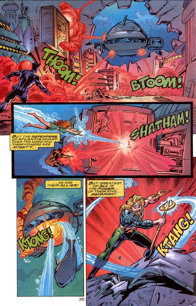 Read online Aquaman (1994) comic -  Issue #Aquaman (1994) _Annual 5 - 37