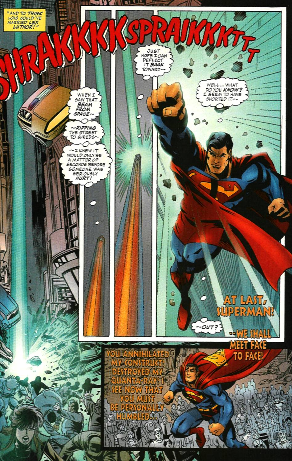 Read online Adventures of Superman (1987) comic -  Issue #584 - 17
