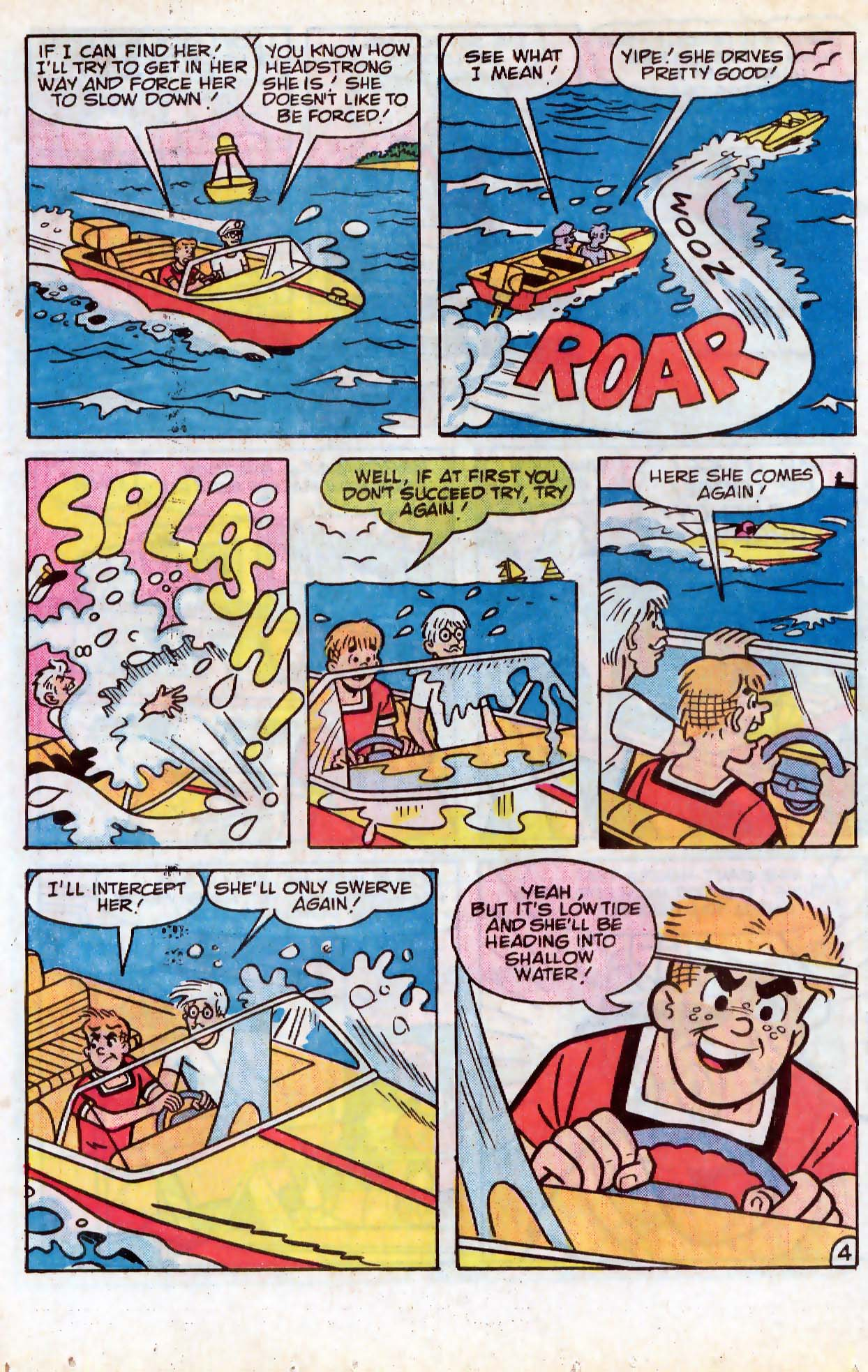 Read online Archie (1960) comic -  Issue #331 - 12
