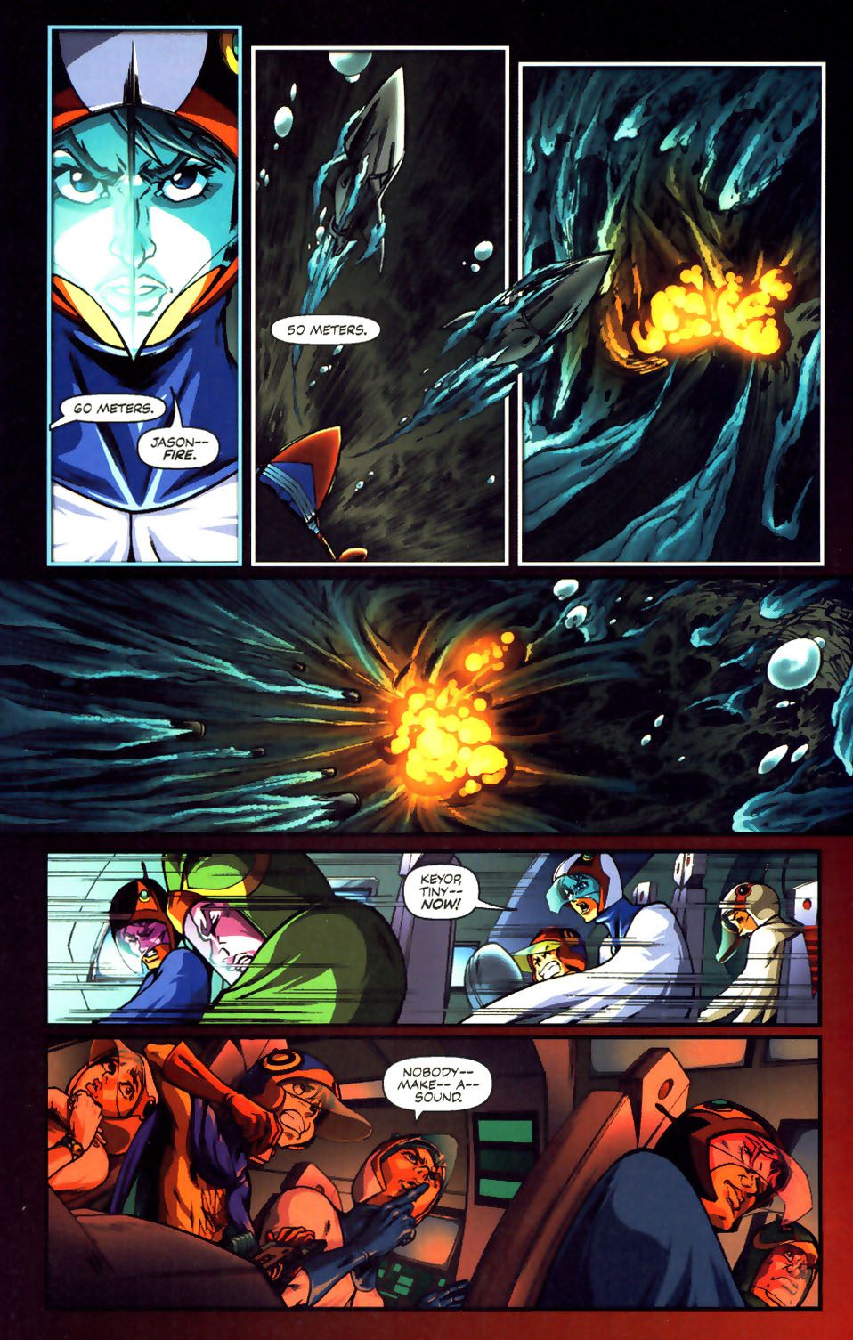 Battle of the Planets Issue #12 #14 - English 18