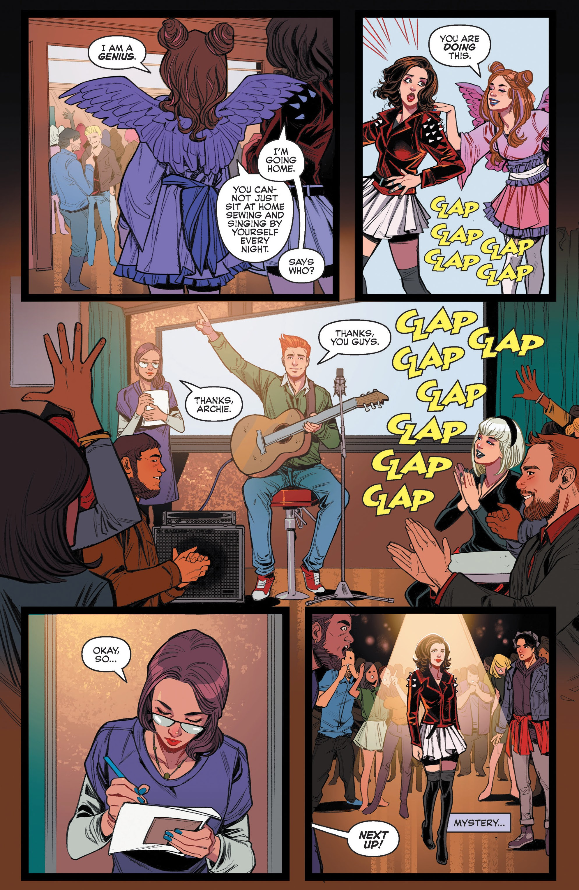 Archie (2015) #710 #44 - English 10