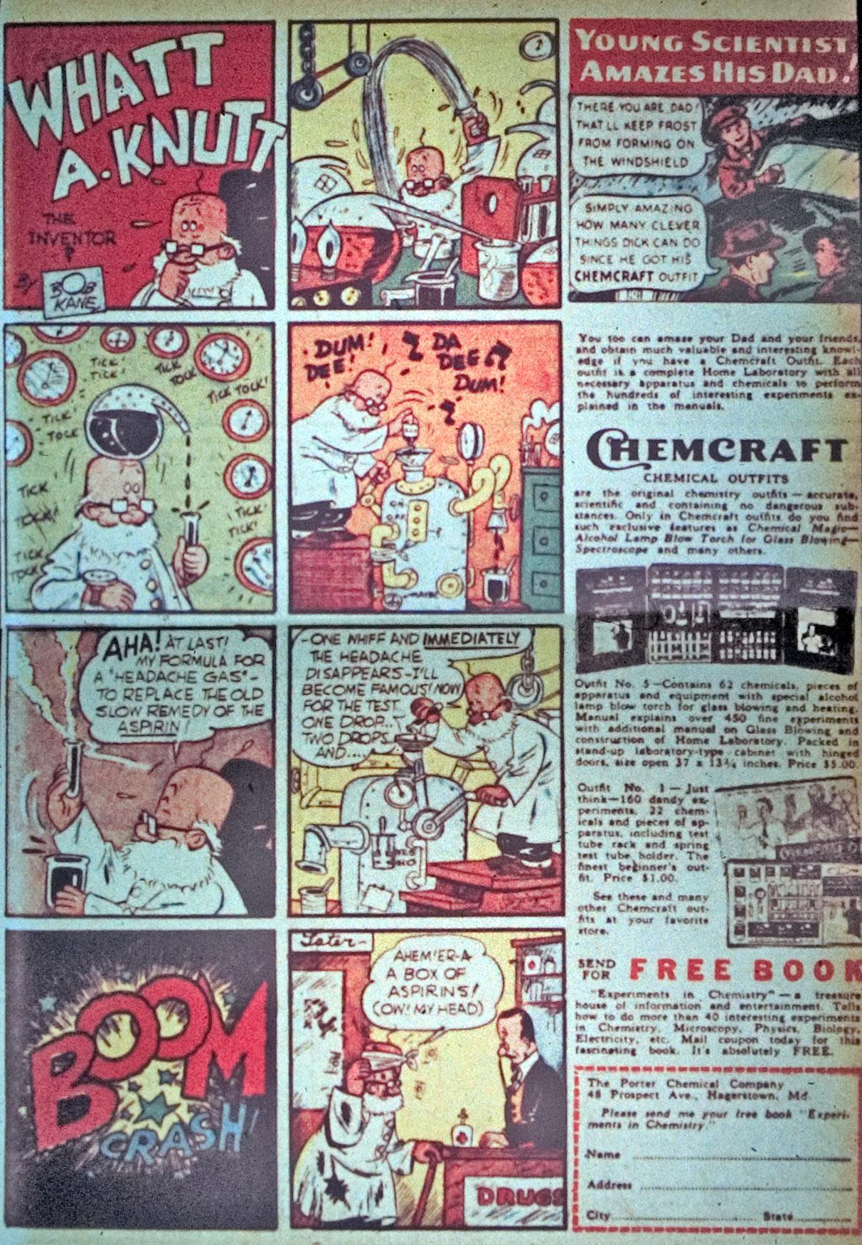 Read online Detective Comics (1937) comic -  Issue #34 - 13