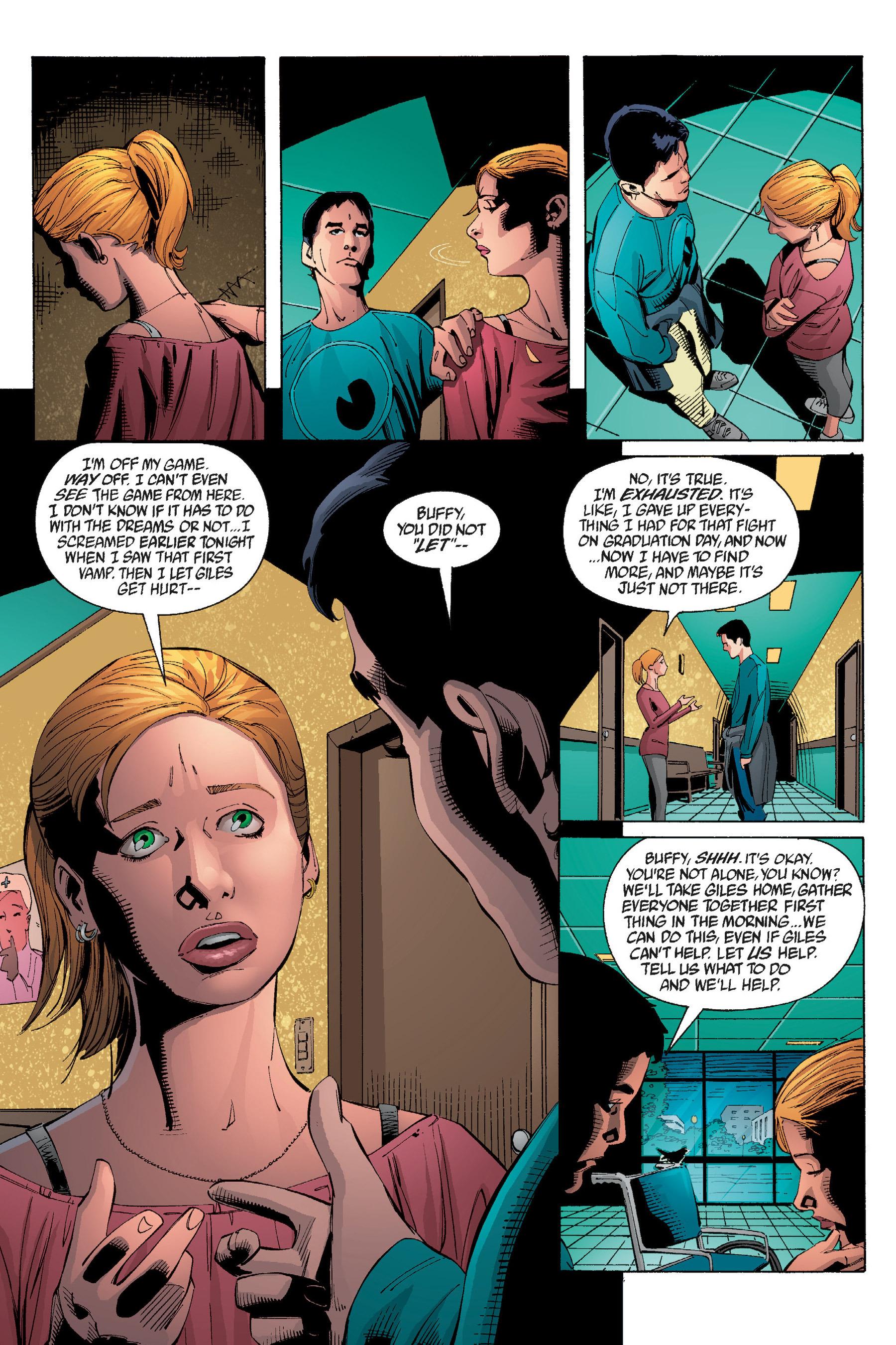 Read online Buffy the Vampire Slayer: Omnibus comic -  Issue # TPB 5 - 39