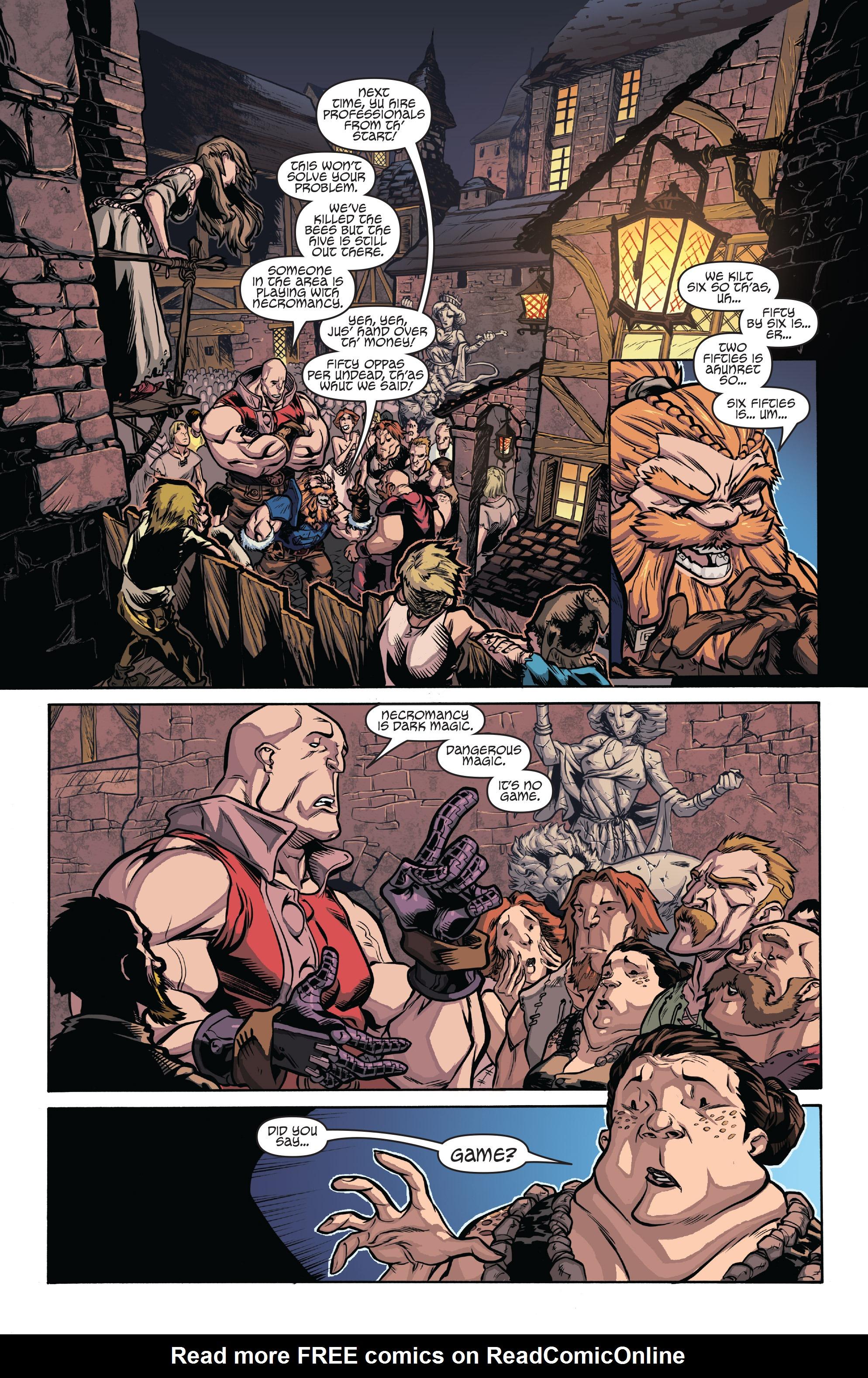 Read online Skullkickers comic -  Issue #18 - 25