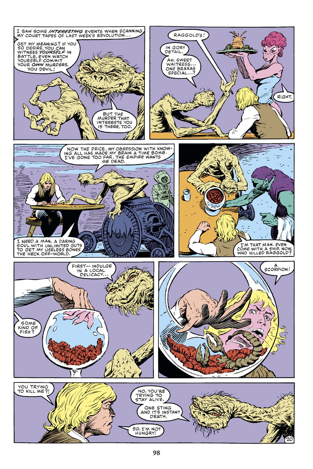 Read online Star Wars Omnibus comic -  Issue # Vol. 21 - 93