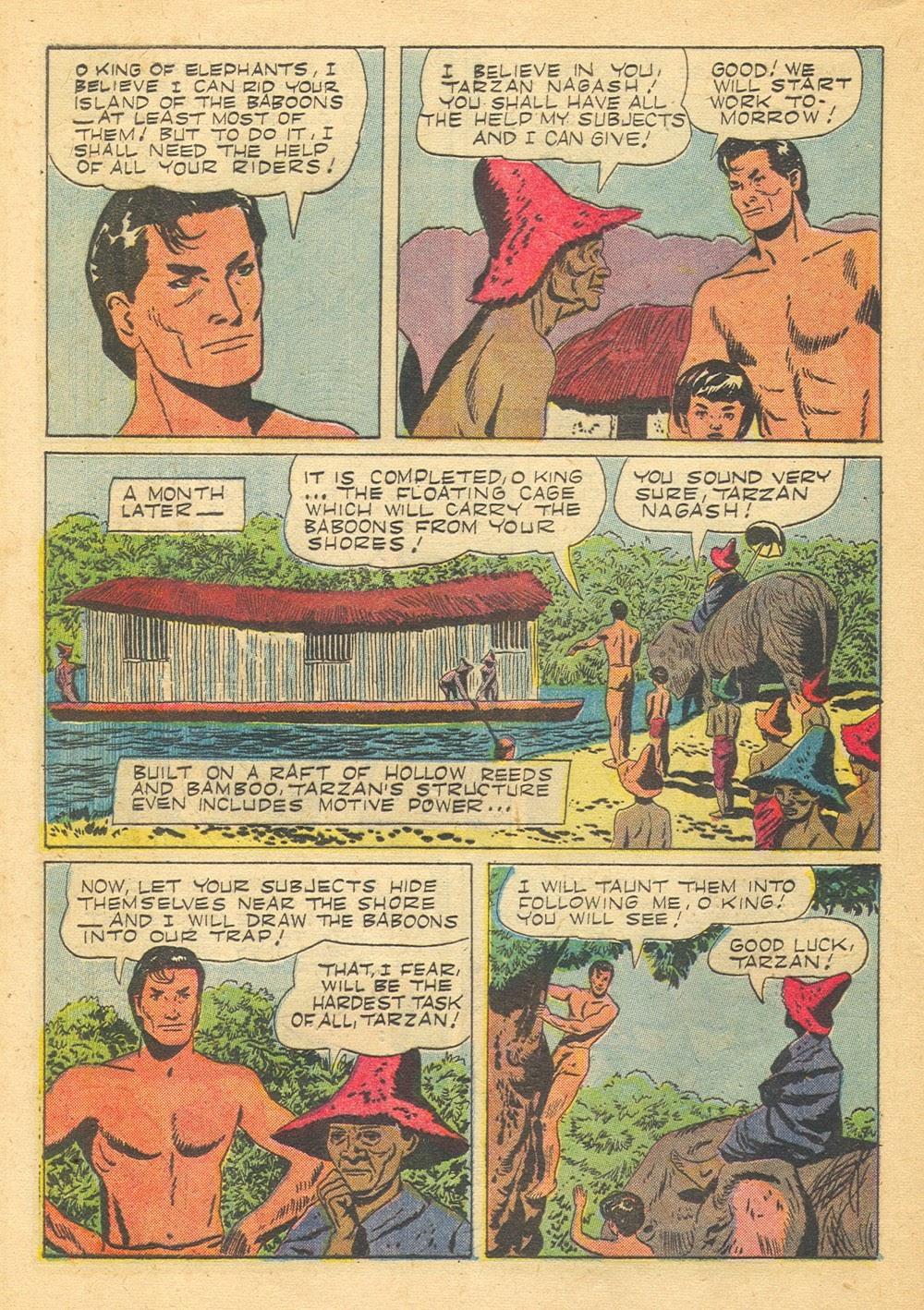 Tarzan (1948) issue 70 - Page 24