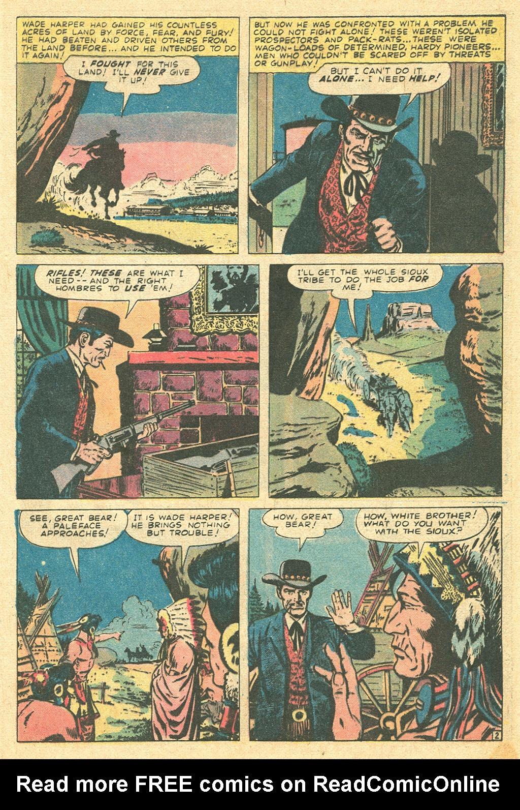 Read online Two-Gun Kid comic -  Issue #107 - 28