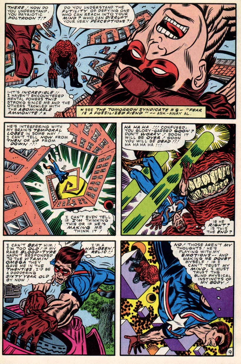 Read online 1963 comic -  Issue #3 - 10