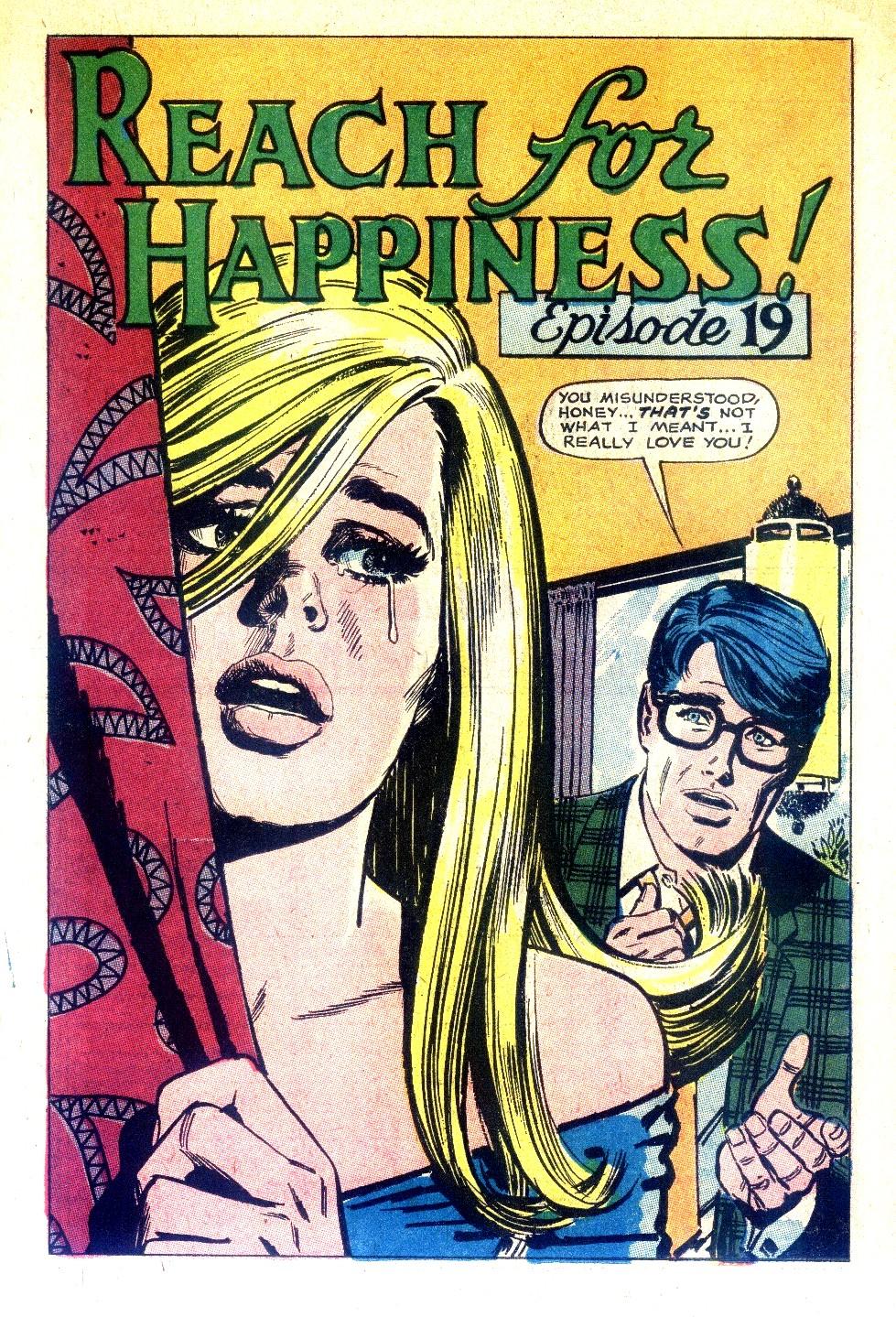 Read online Secret Hearts comic -  Issue #128 - 18