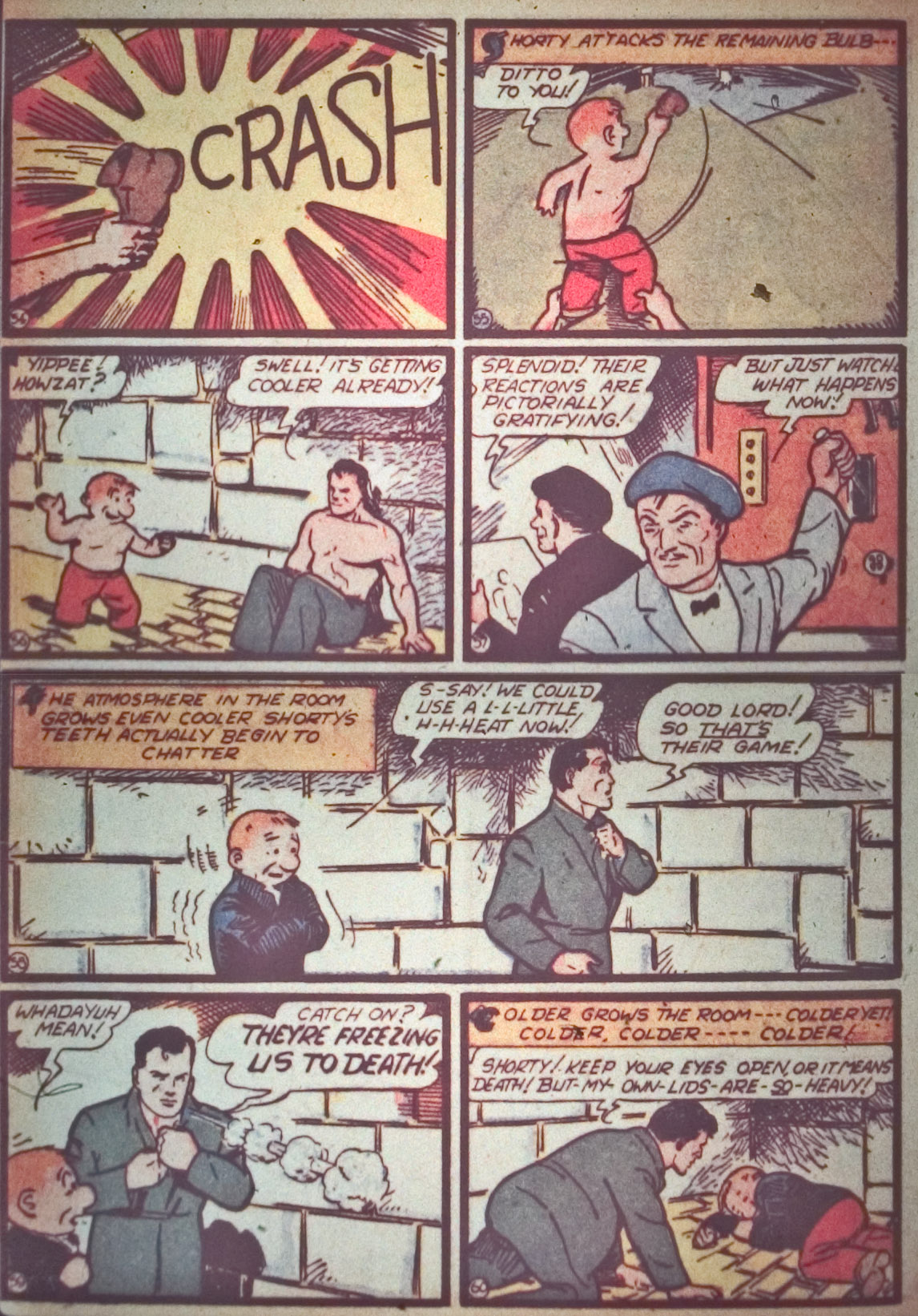 Read online Detective Comics (1937) comic -  Issue #26 - 10